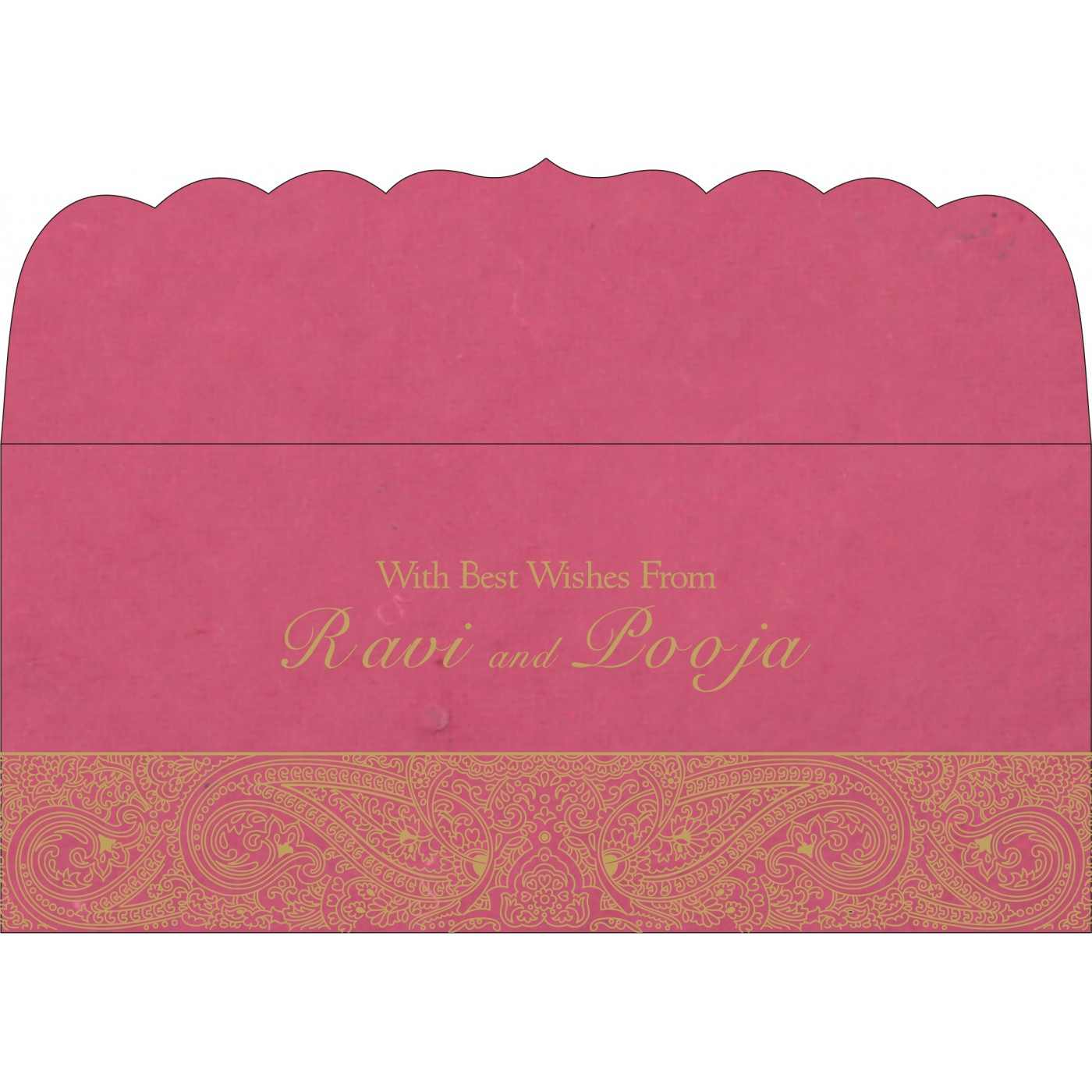 Money Envelopes : ME-8234I - 123WeddingCards