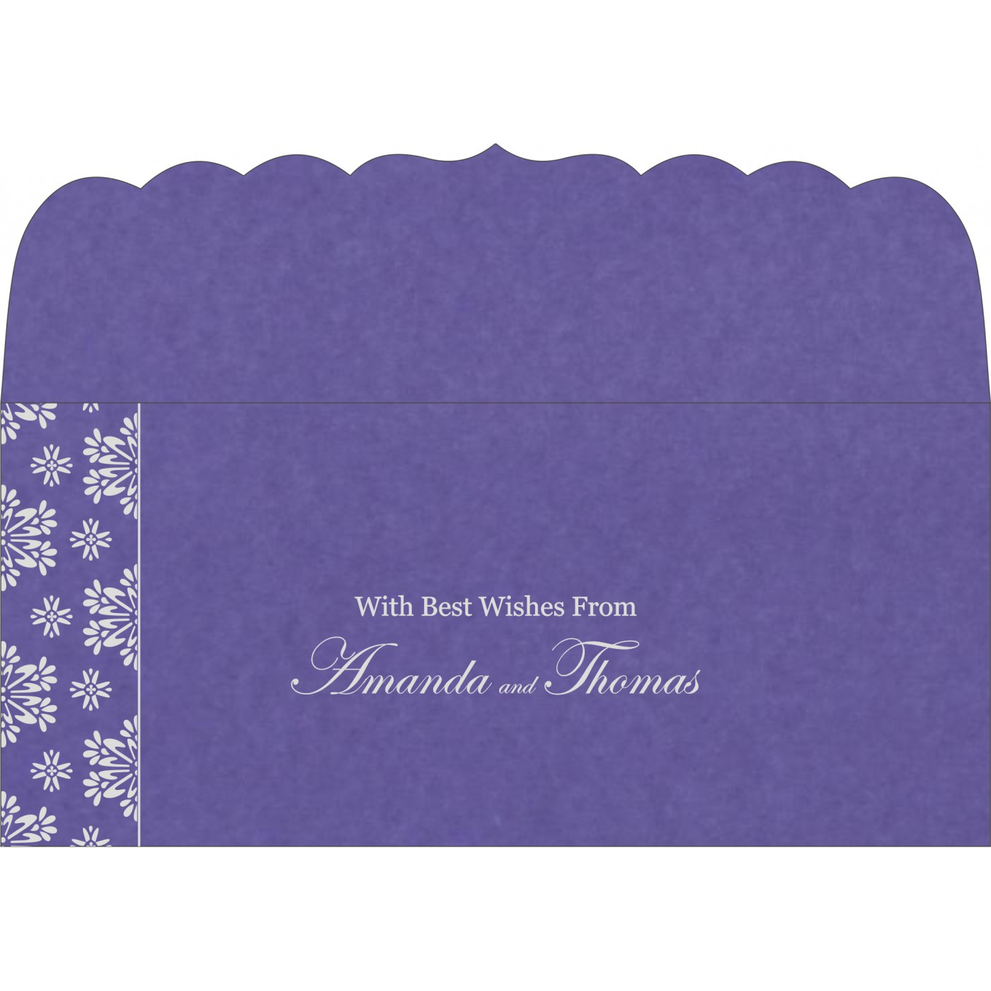 Money Envelopes : ME-8237A - 123WeddingCards