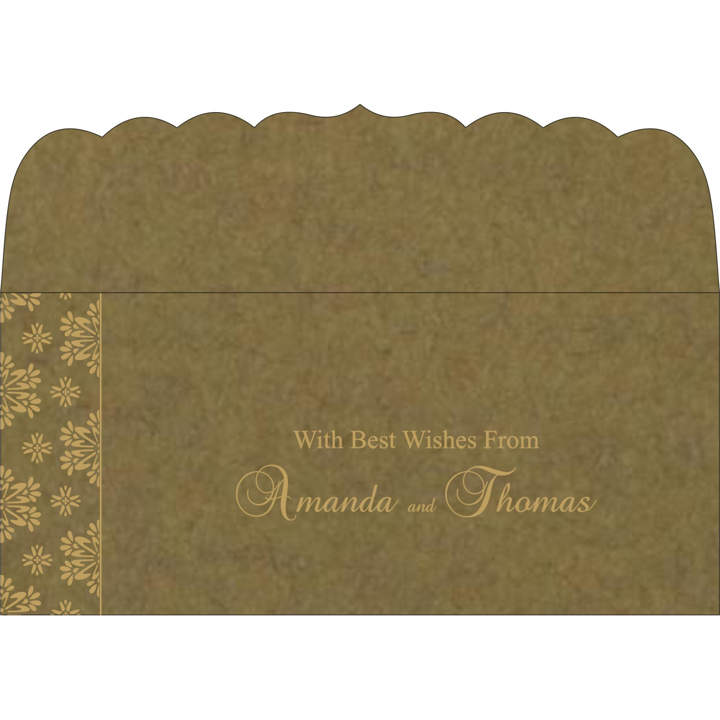 Money Envelopes : ME-8237E - 123WeddingCards
