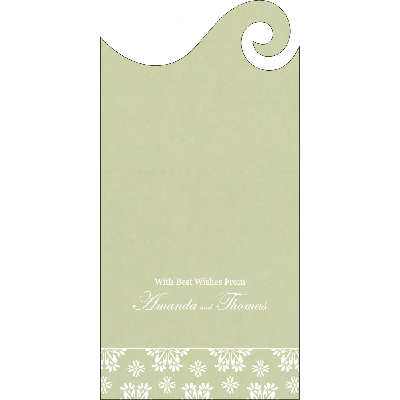 Money Envelopes : ME-8237I - 123WeddingCards