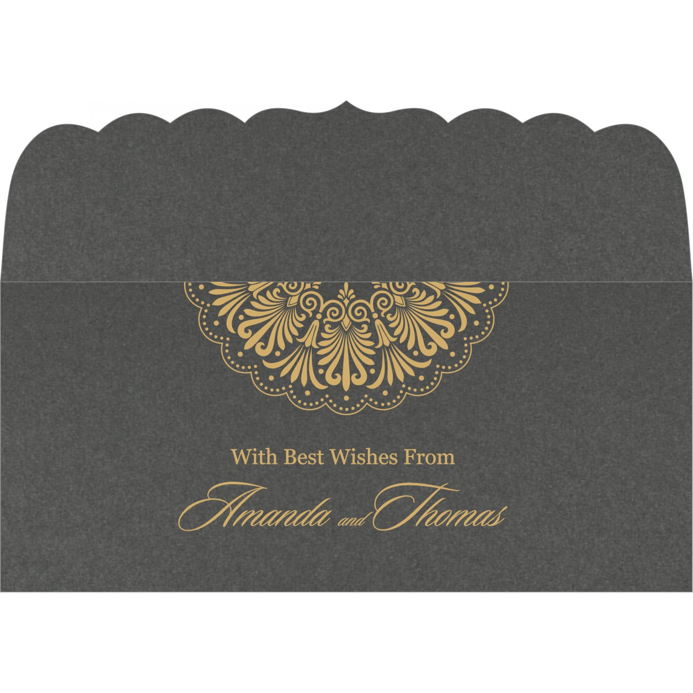 Money Envelopes : ME-8238D - 123WeddingCards