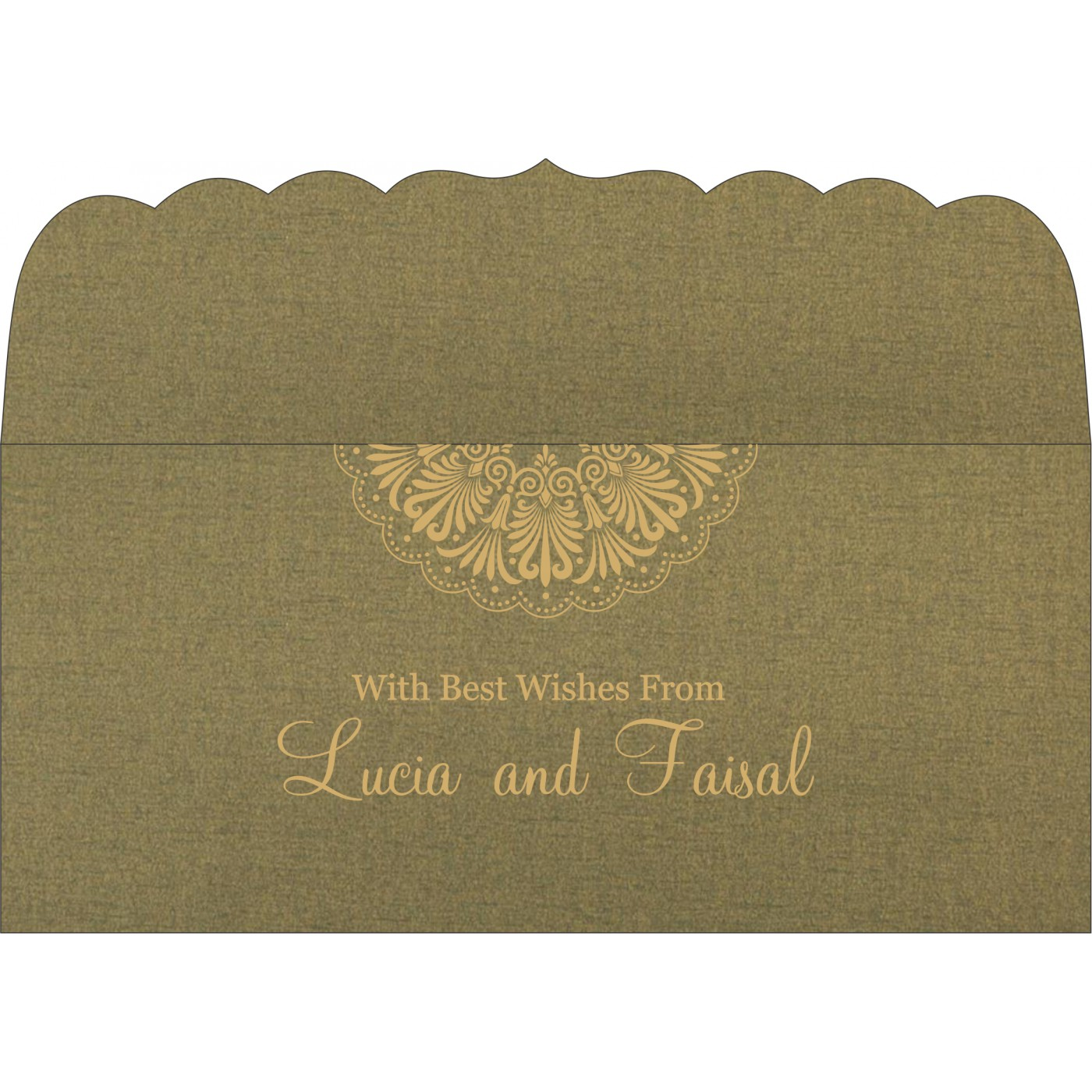 Money Envelopes : ME-8238K - 123WeddingCards