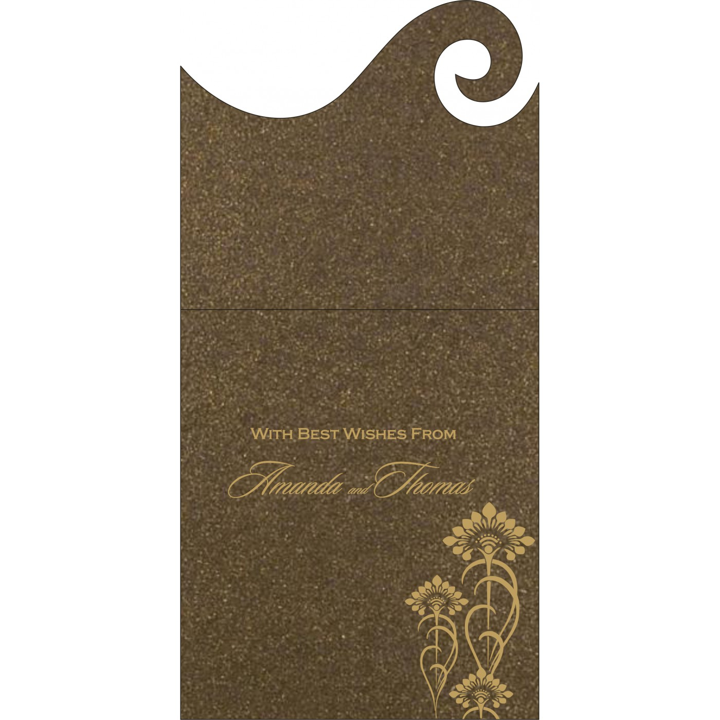 Money Envelopes : ME-8239C - 123WeddingCards
