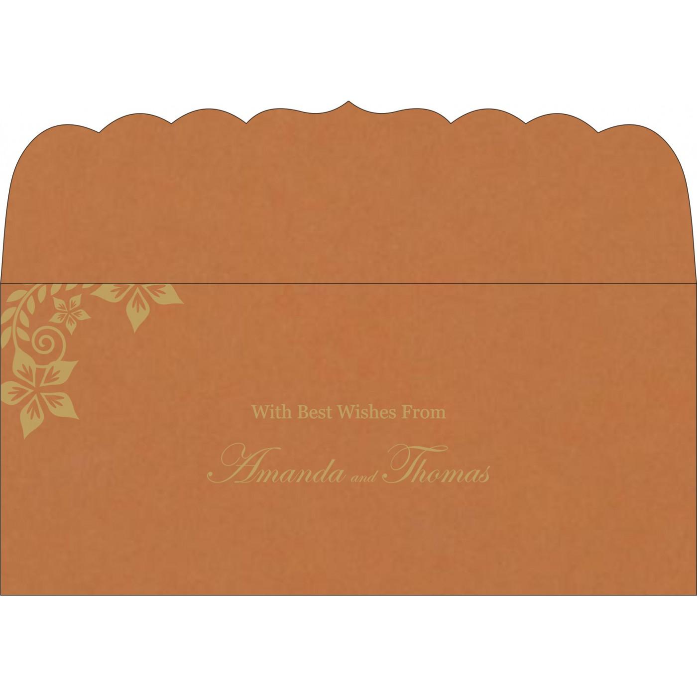 Money Envelopes : ME-8240L - 123WeddingCards