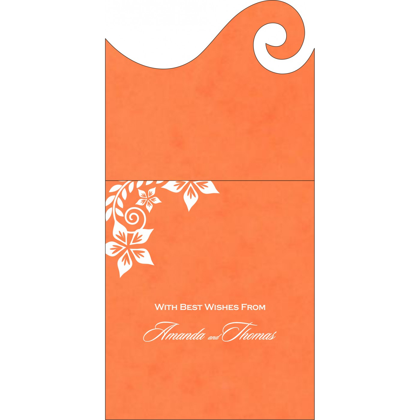 Money Envelopes : ME-8240M - 123WeddingCards