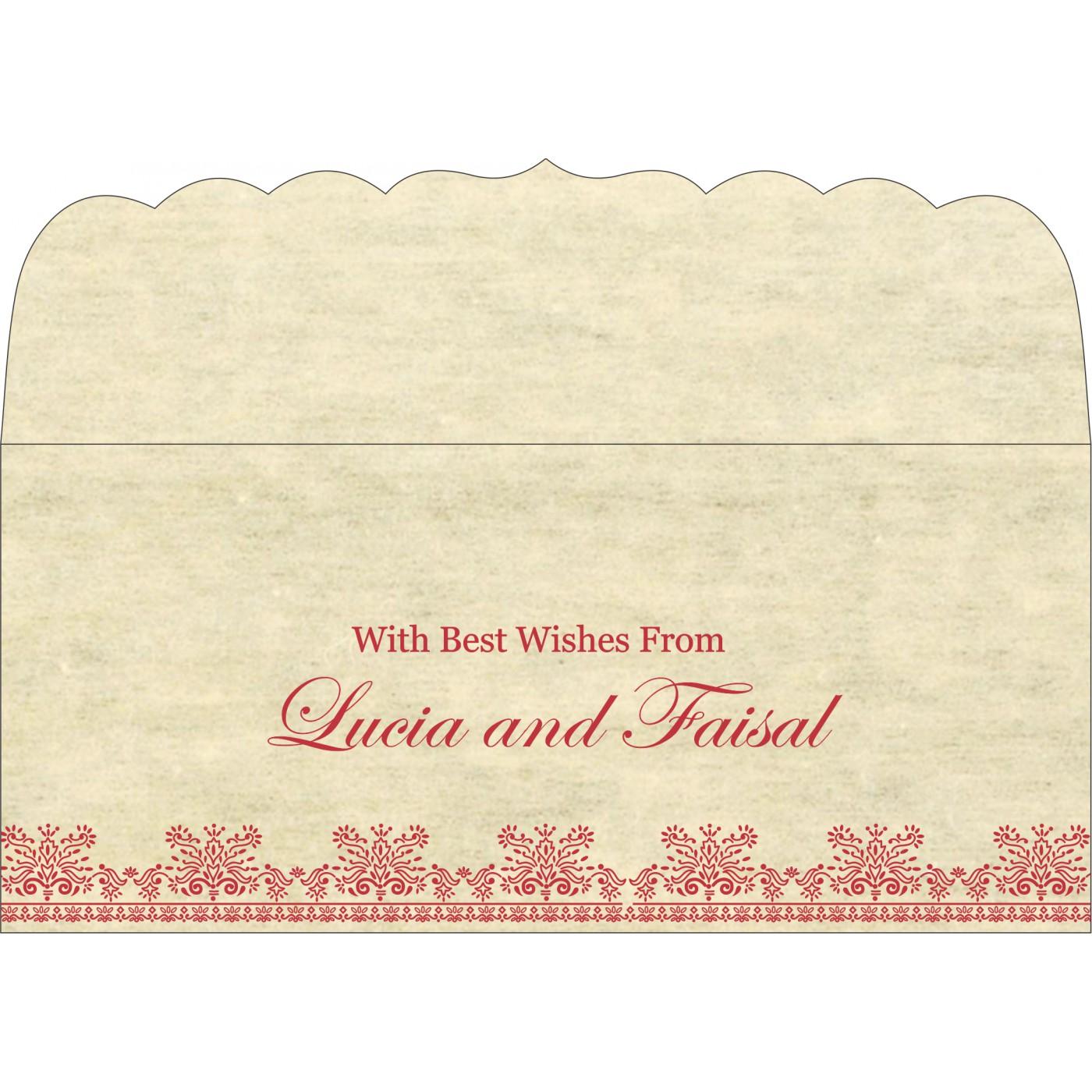 Money Envelopes : ME-8241F - 123WeddingCards