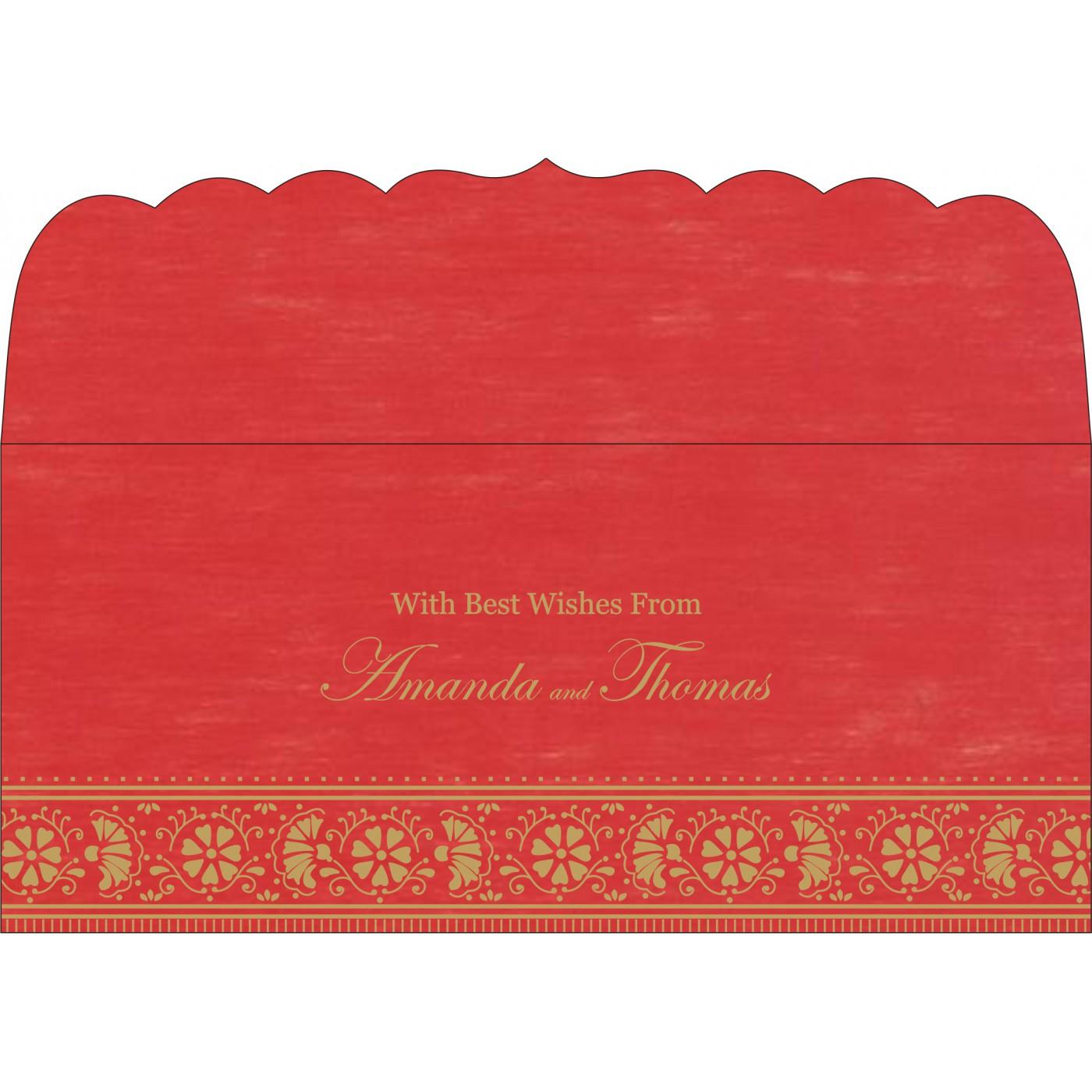 Money Envelopes : ME-8242A - 123WeddingCards