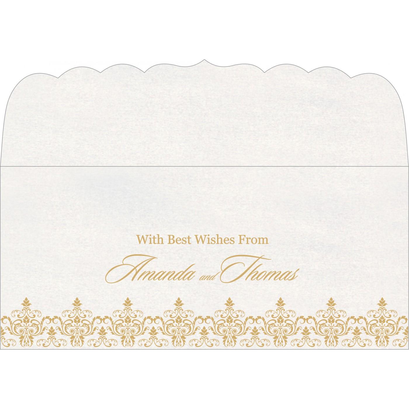 Money Envelopes : ME-8244B - 123WeddingCards