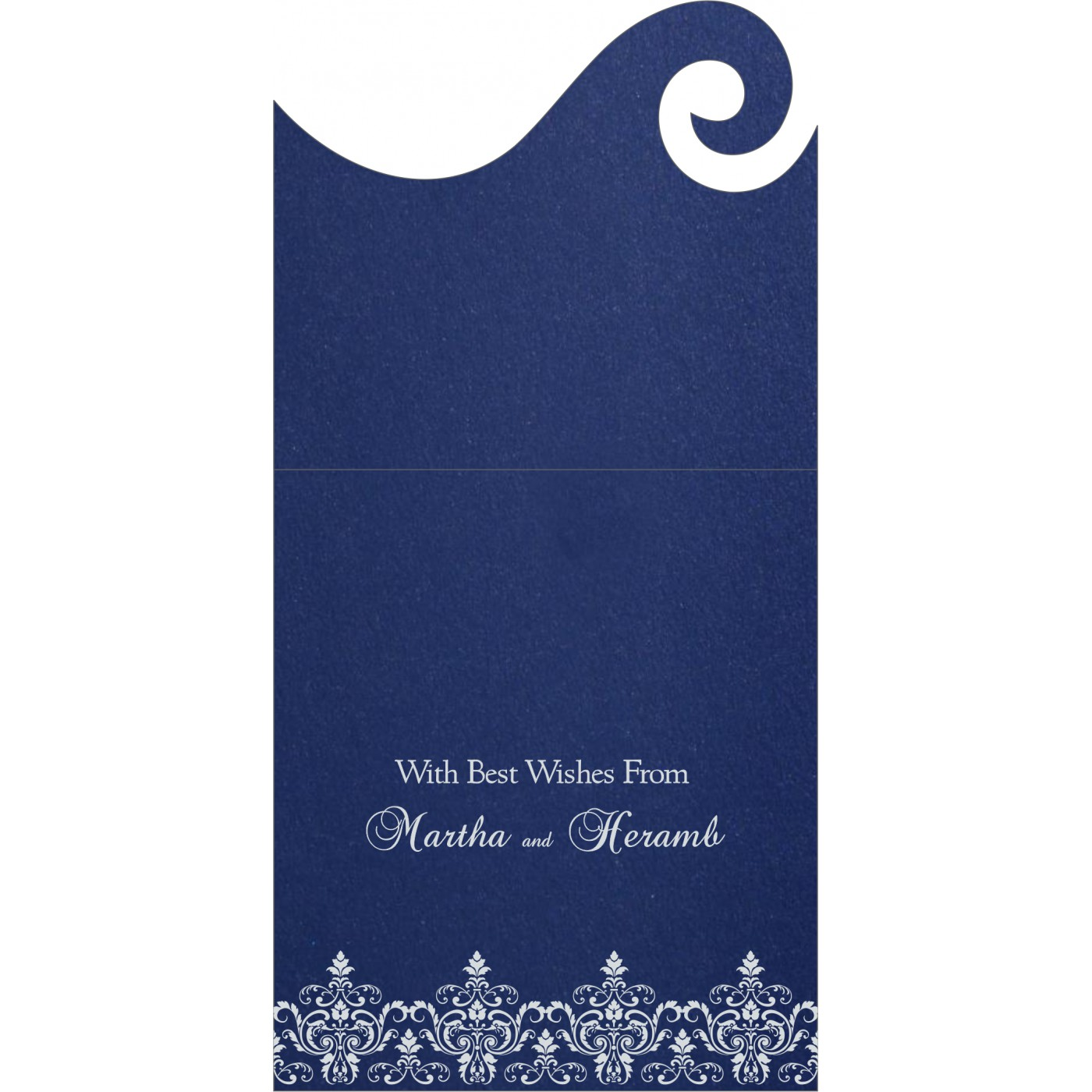 Money Envelopes : ME-8244K - 123WeddingCards