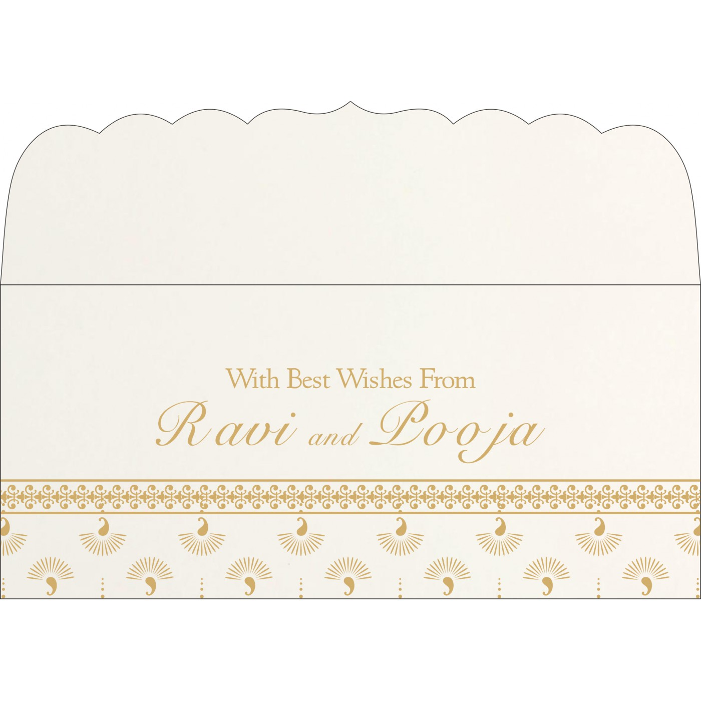 Money Envelopes : ME-8247M - 123WeddingCards
