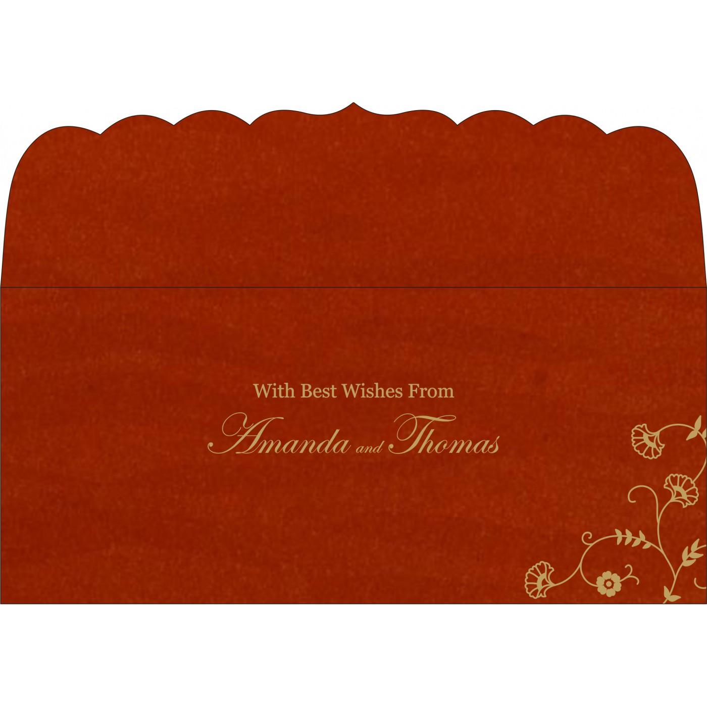Money Envelopes : ME-8248A - 123WeddingCards