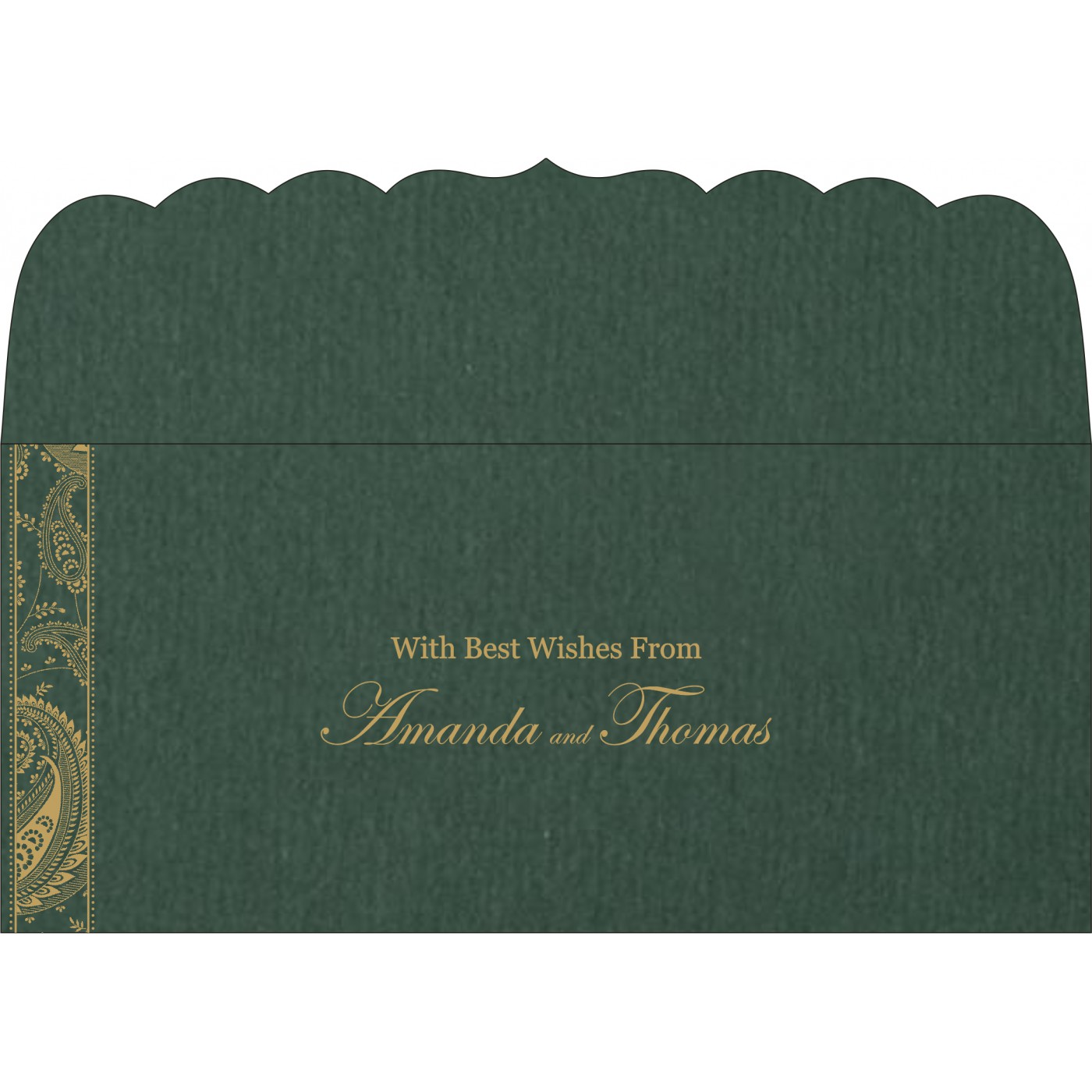 Money Envelopes : ME-8250C - 123WeddingCards