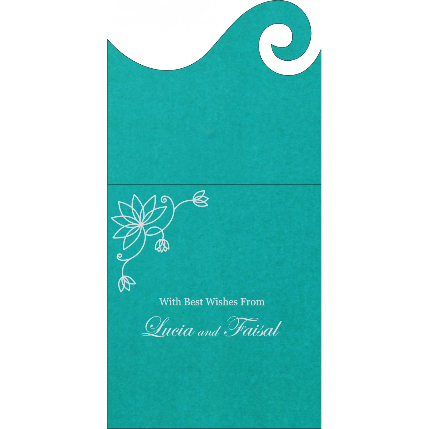 Money Envelopes : ME-8251A - 123WeddingCards