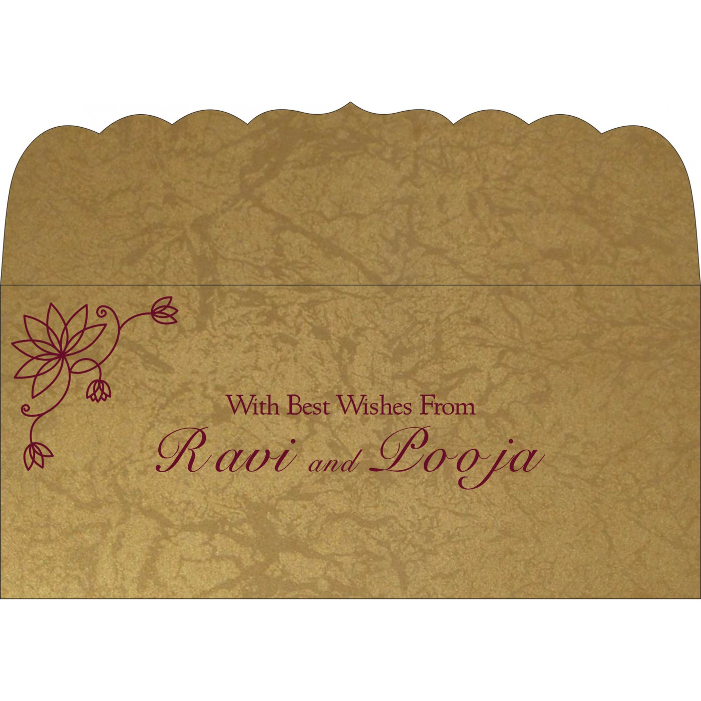 Money Envelopes : ME-8251E - 123WeddingCards