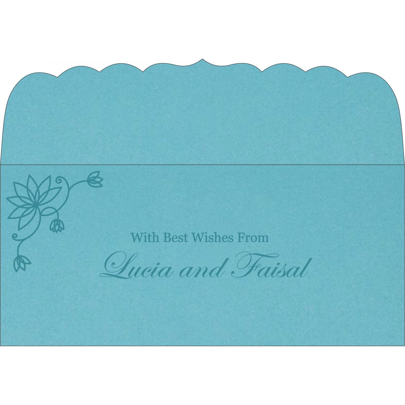 Money Envelopes : ME-8251G - 123WeddingCards