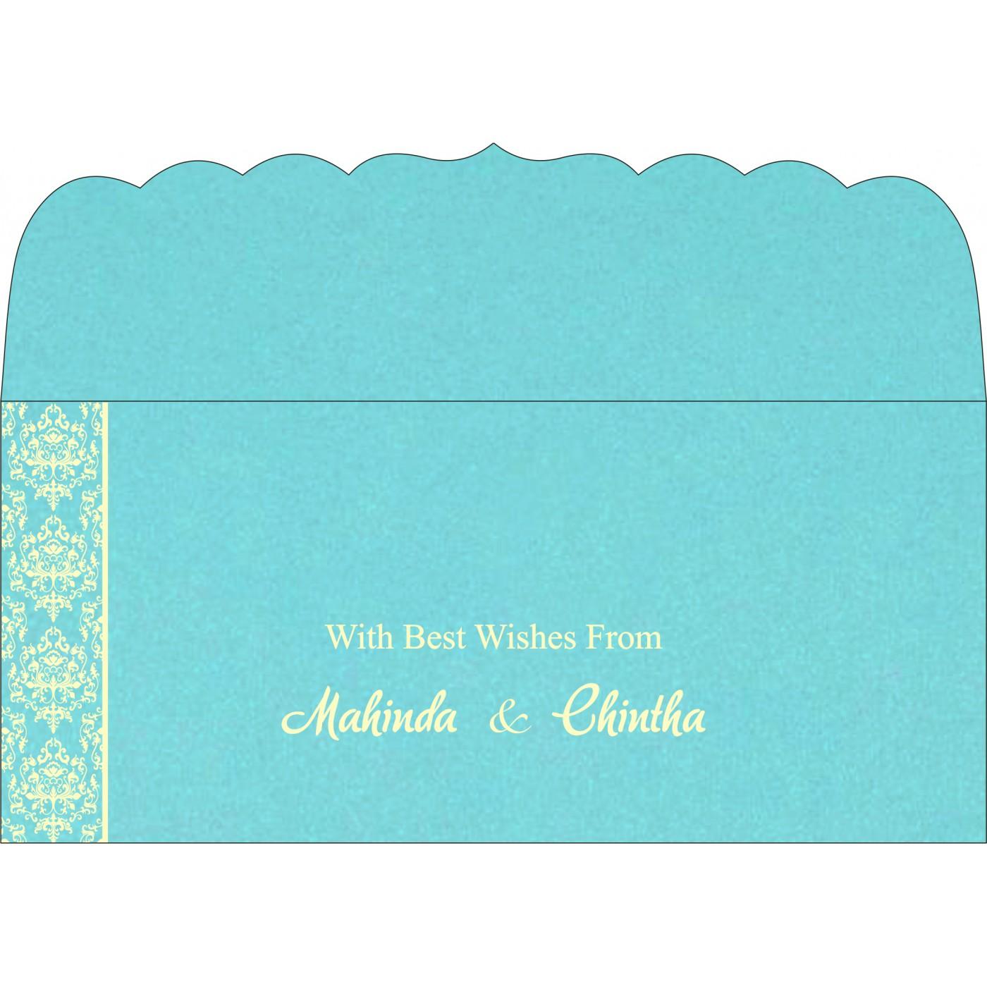 Money Envelopes : ME-8253E - 123WeddingCards