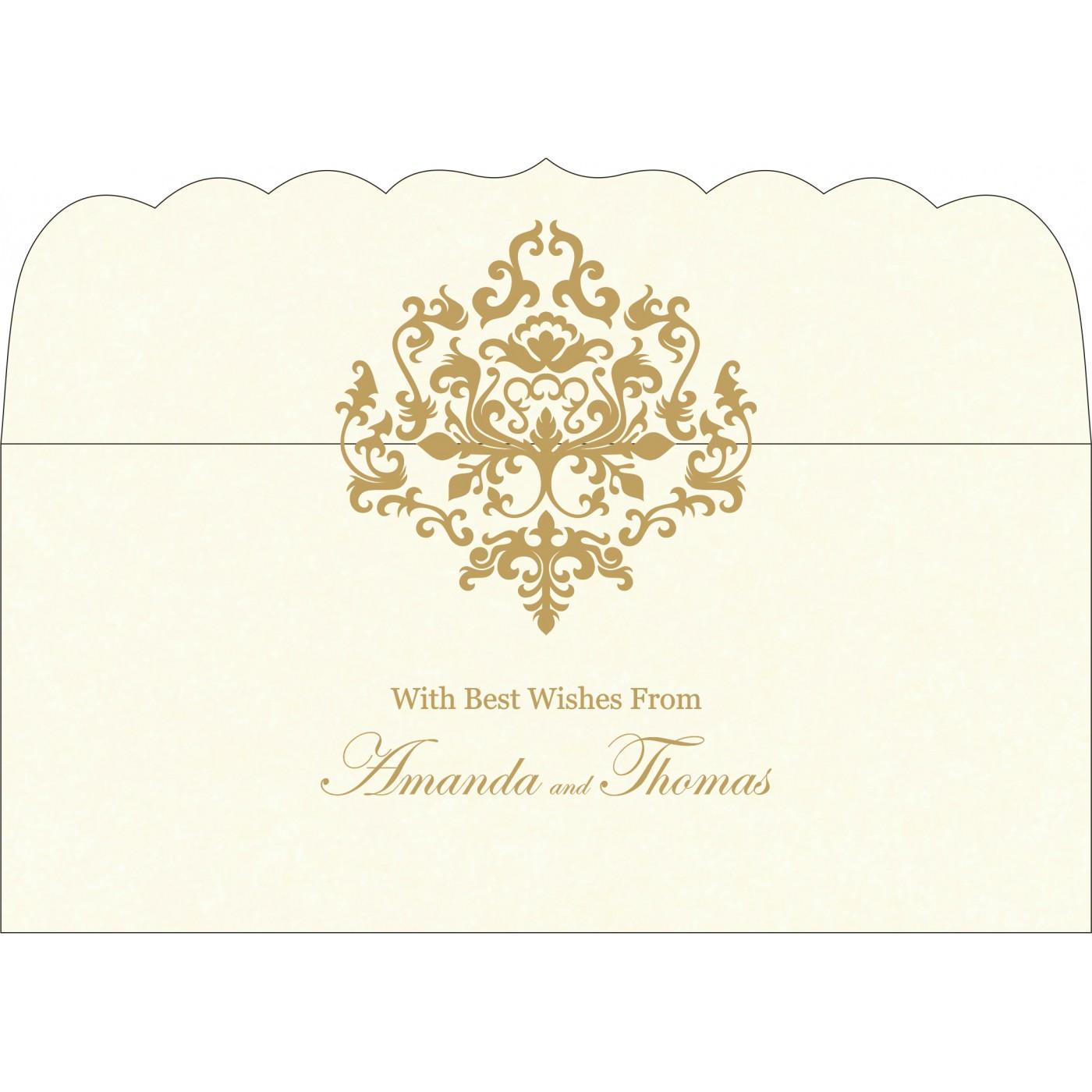 Money Envelopes : ME-8254A - 123WeddingCards