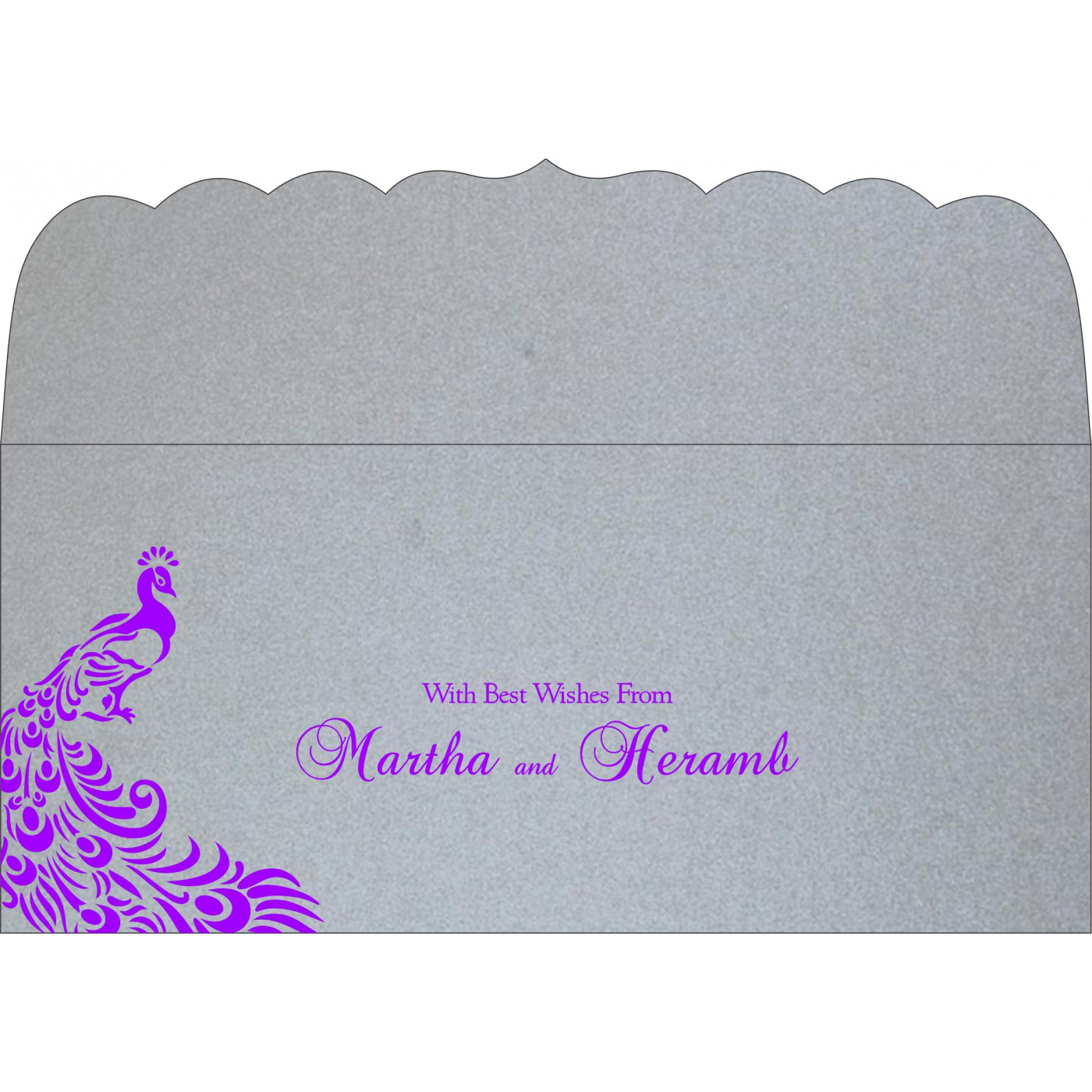 Money Envelopes : ME-8255C - 123WeddingCards