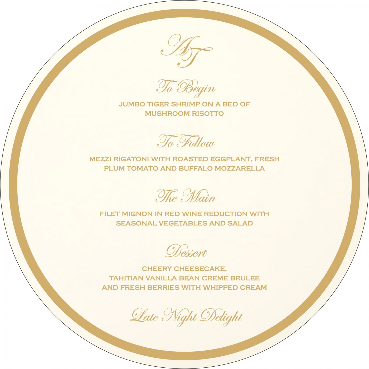 Menu Cards : MENU-1385 - 123WeddingCards