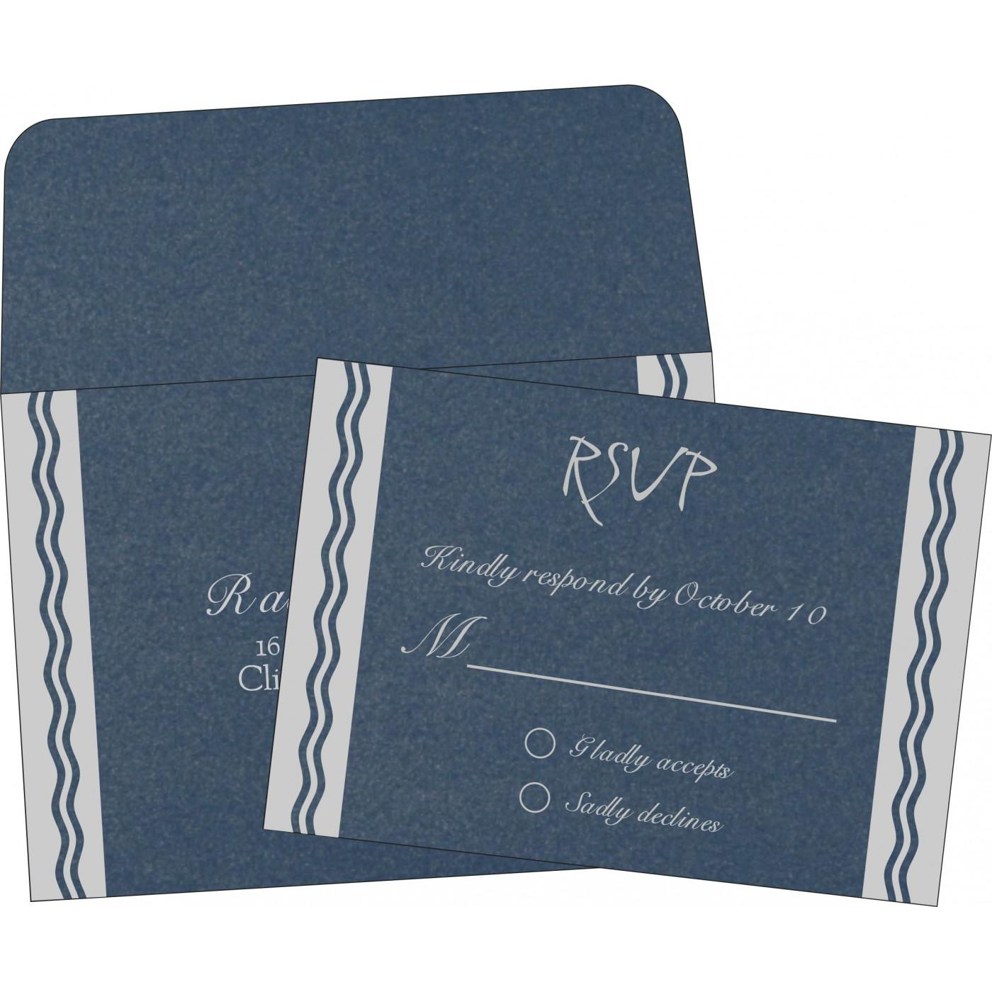 RSVP Cards : RSVP-2179 - 123WeddingCards