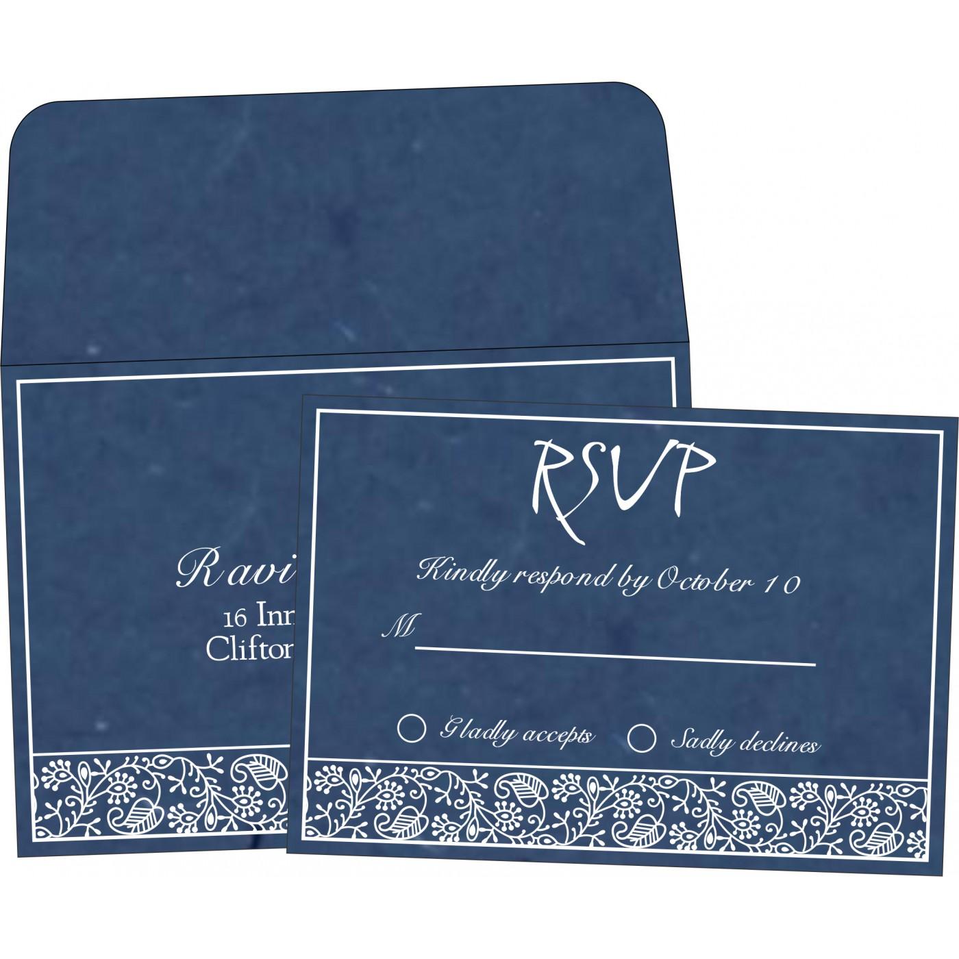 RSVP Cards : RSVP-8215I - 123WeddingCards