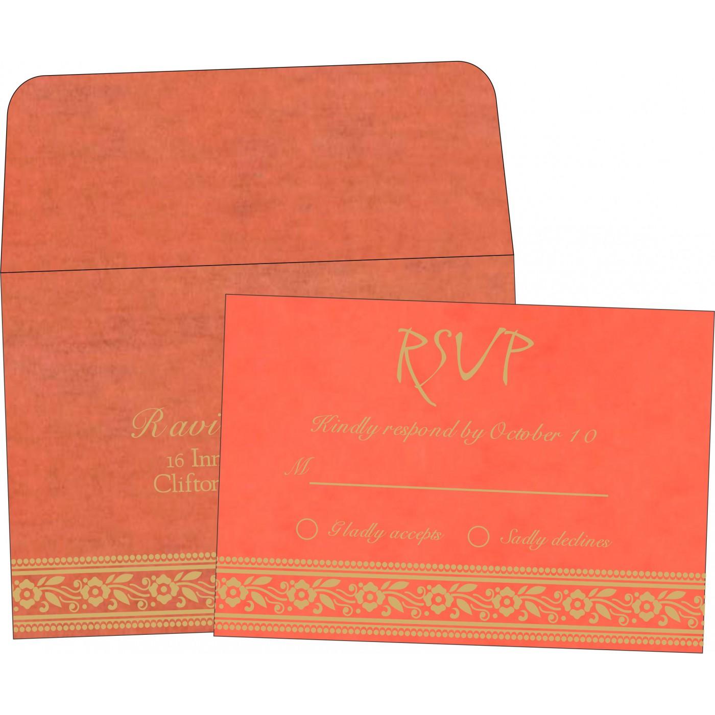 RSVP Cards : RSVP-8220N - 123WeddingCards