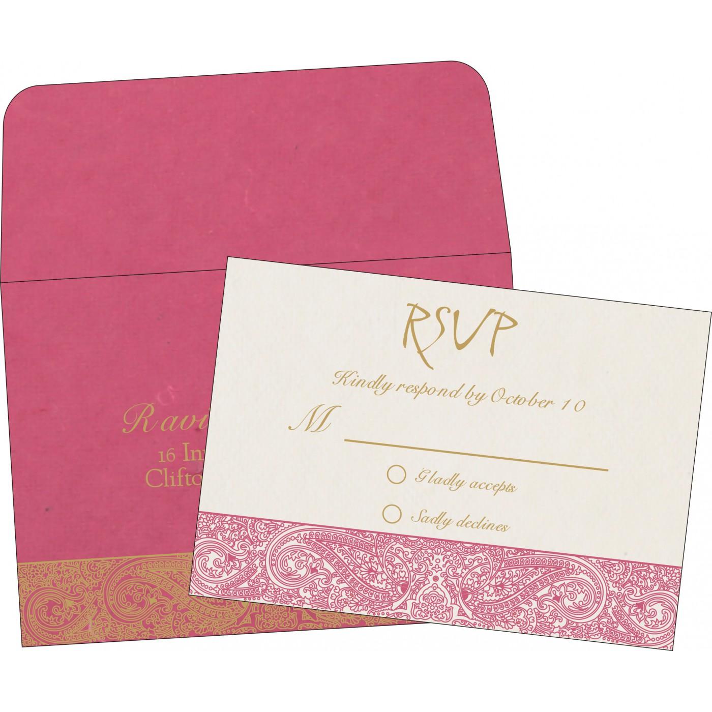 RSVP Cards : RSVP-8234I - 123WeddingCards