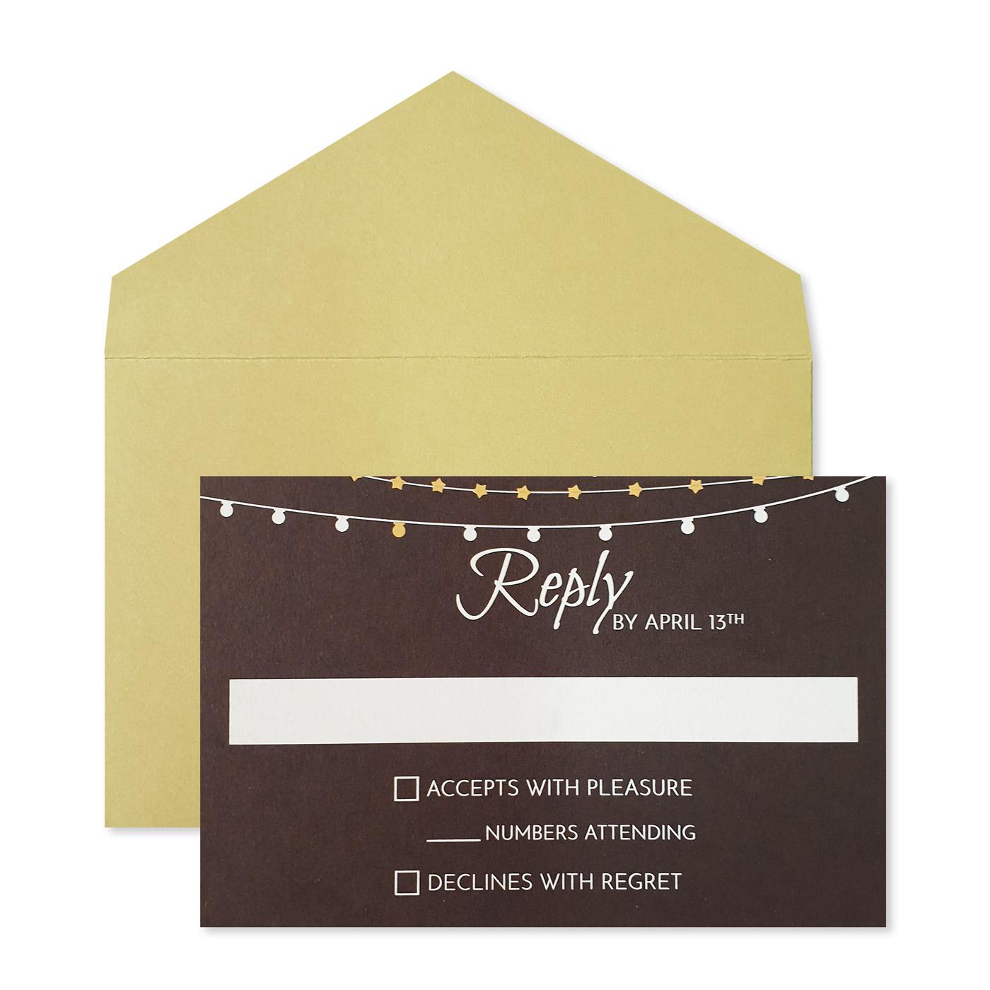 RSVP Cards : CRSVP RUSTIC_STARS