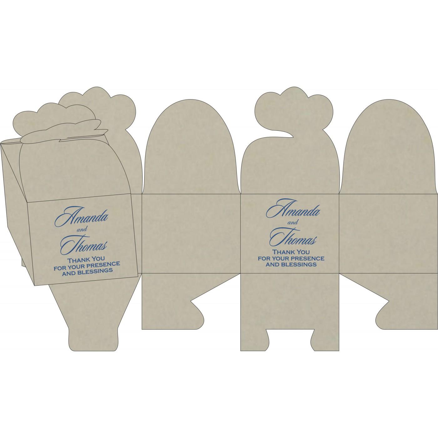 Cake Sweet Boxes : SB-1261 - 123WeddingCards