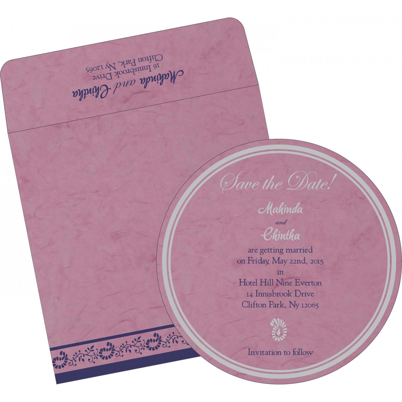 Save The Date Cards : STD-8208J - 123WeddingCards