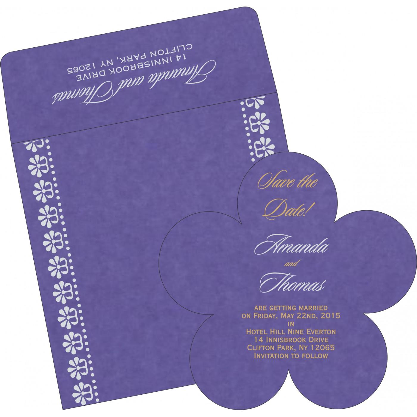 Save The Date Cards : STD-8231K - 123WeddingCards