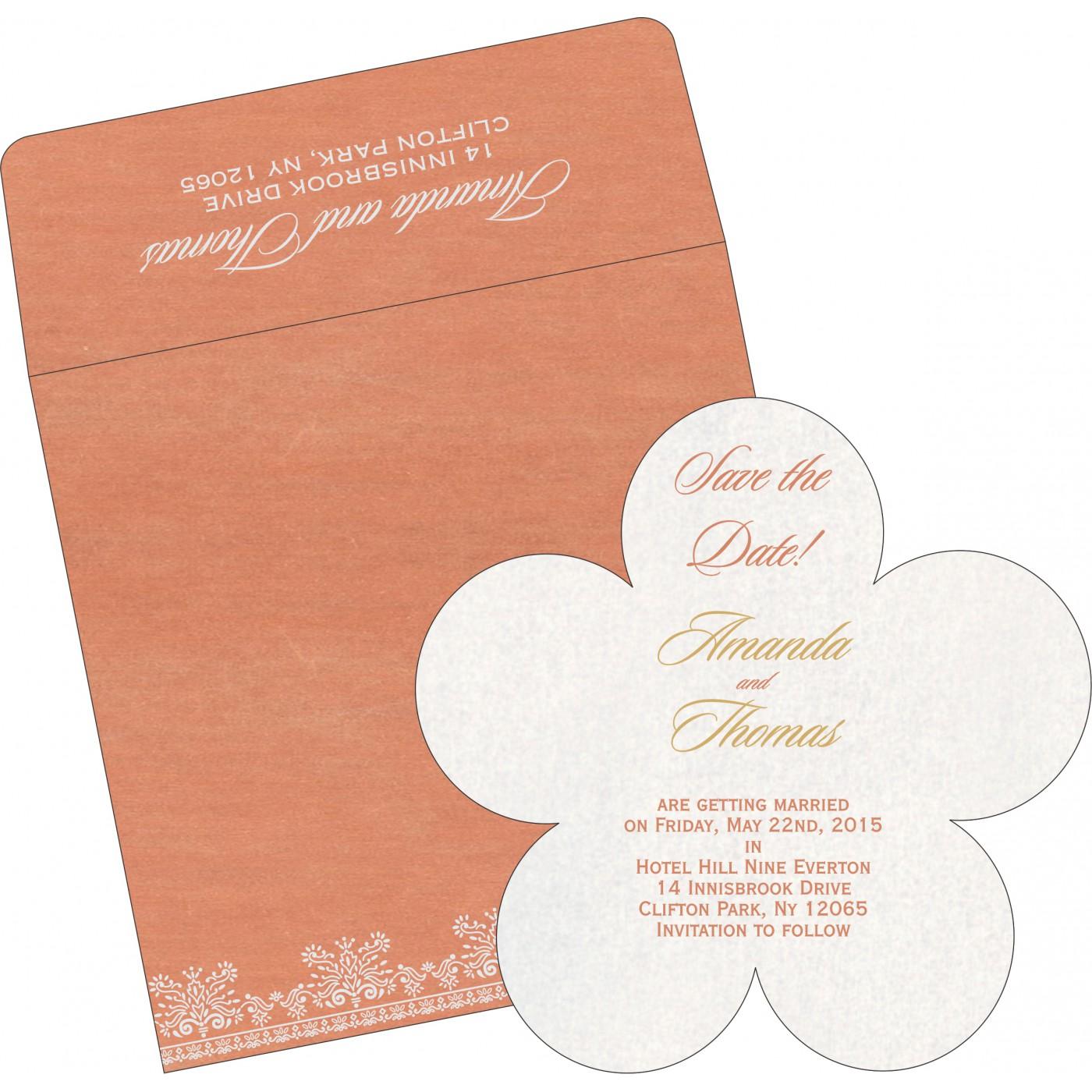 Save The Date Cards : STD-8241G - 123WeddingCards
