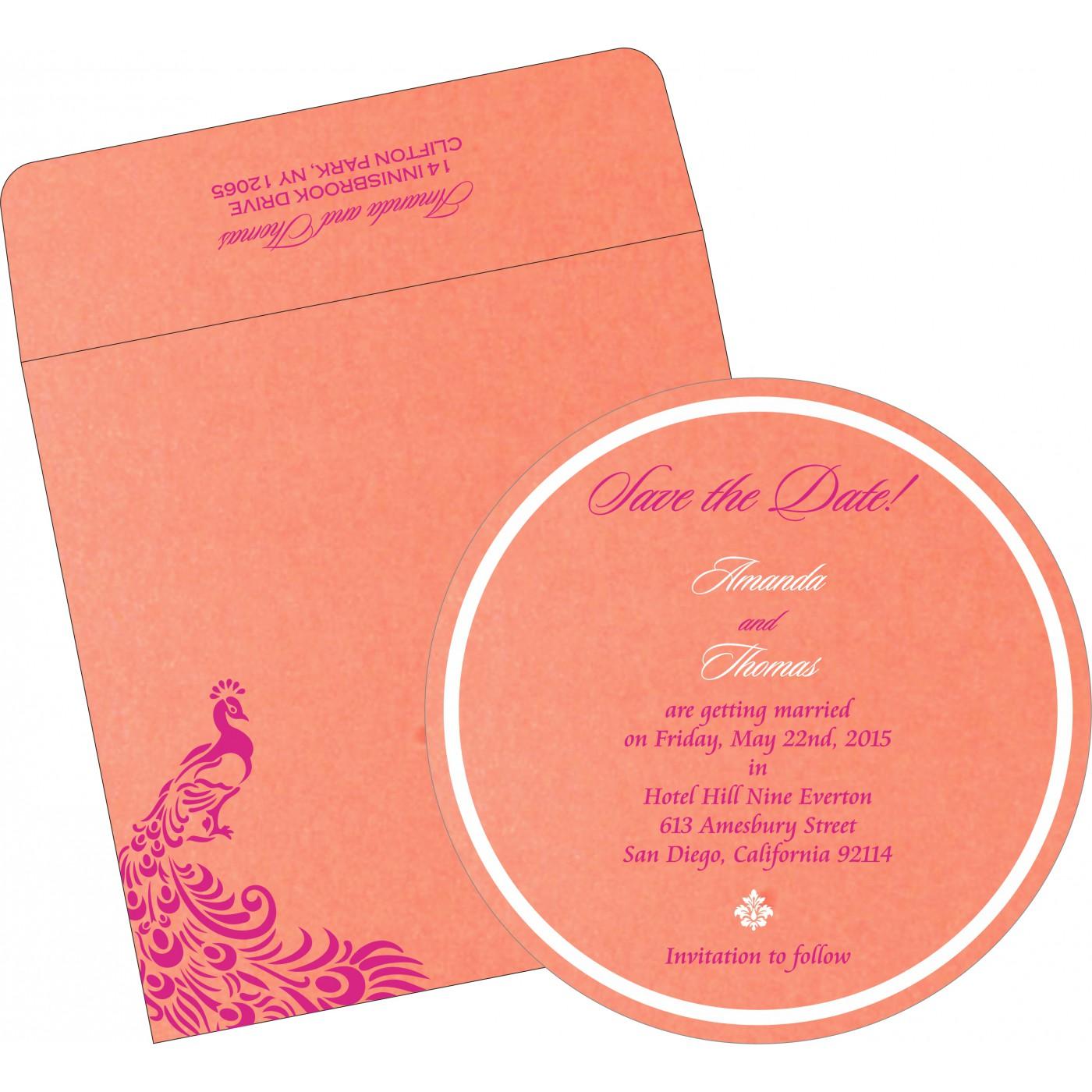 Save The Date Cards : STD-8255B - 123WeddingCards