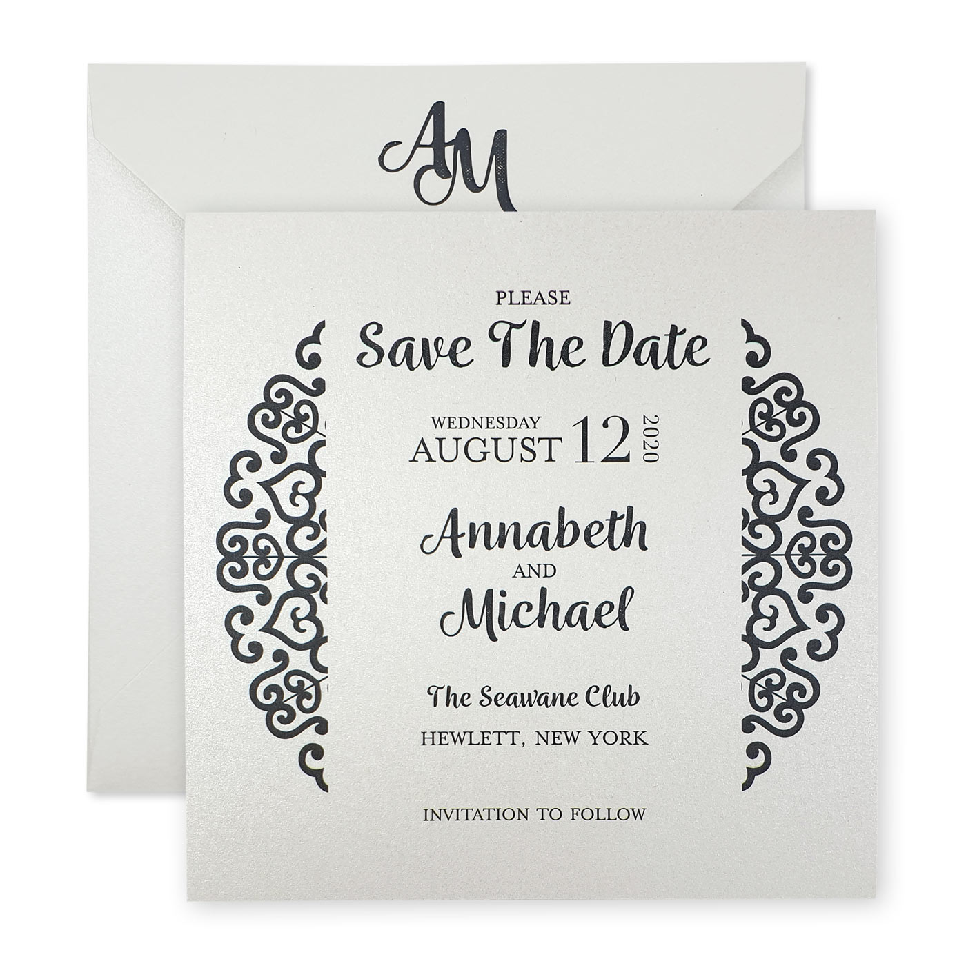 Save The Date Cards : STD-IMPRESSION - 123WeddingCards