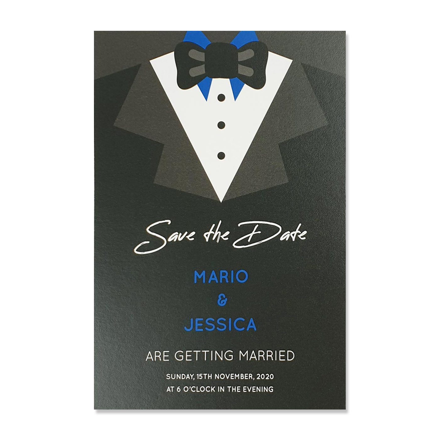 Save The Date Cards : STD-JOIN_US_GROOM - 123WeddingCards