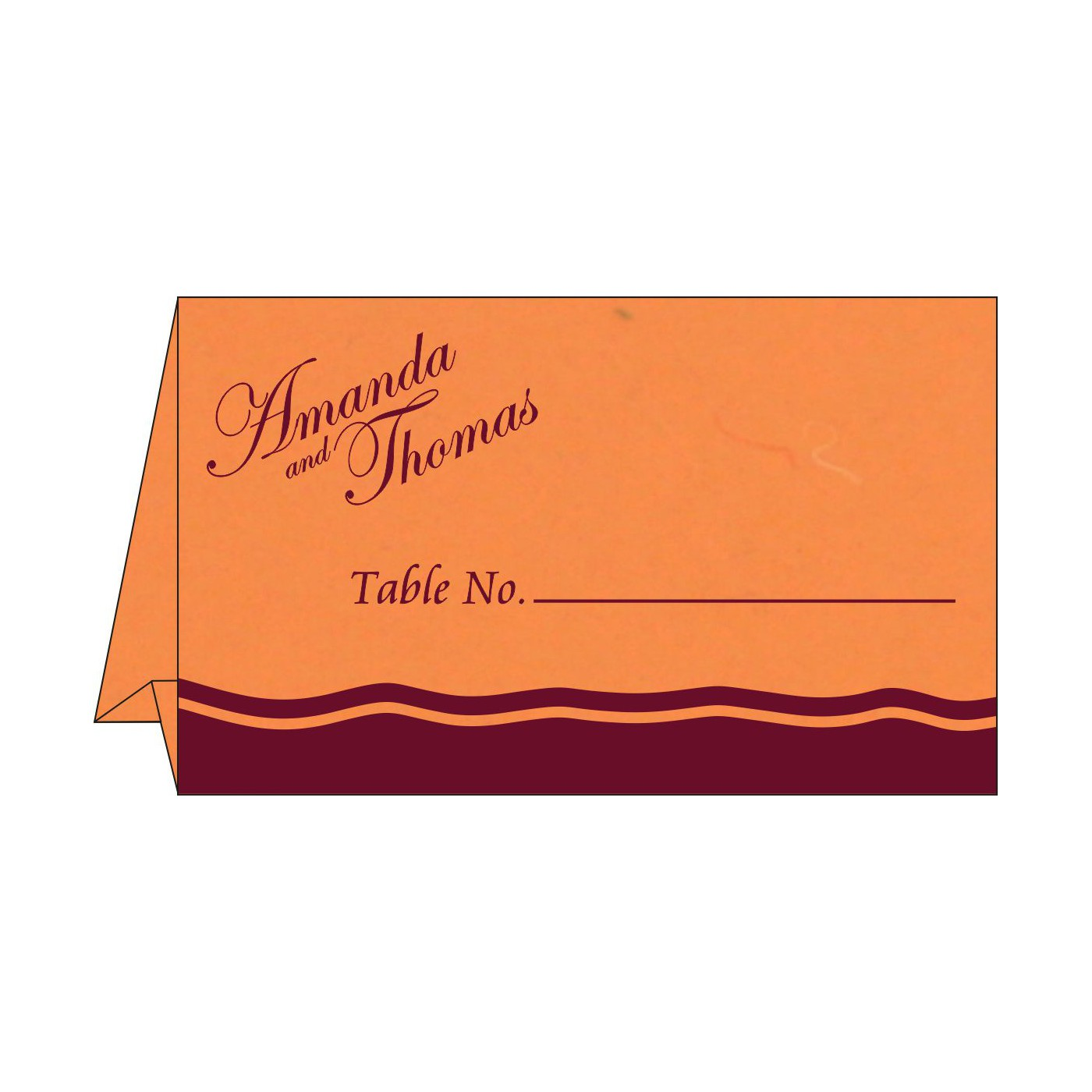 Place Cards : TC-2241 - 123WeddingCards