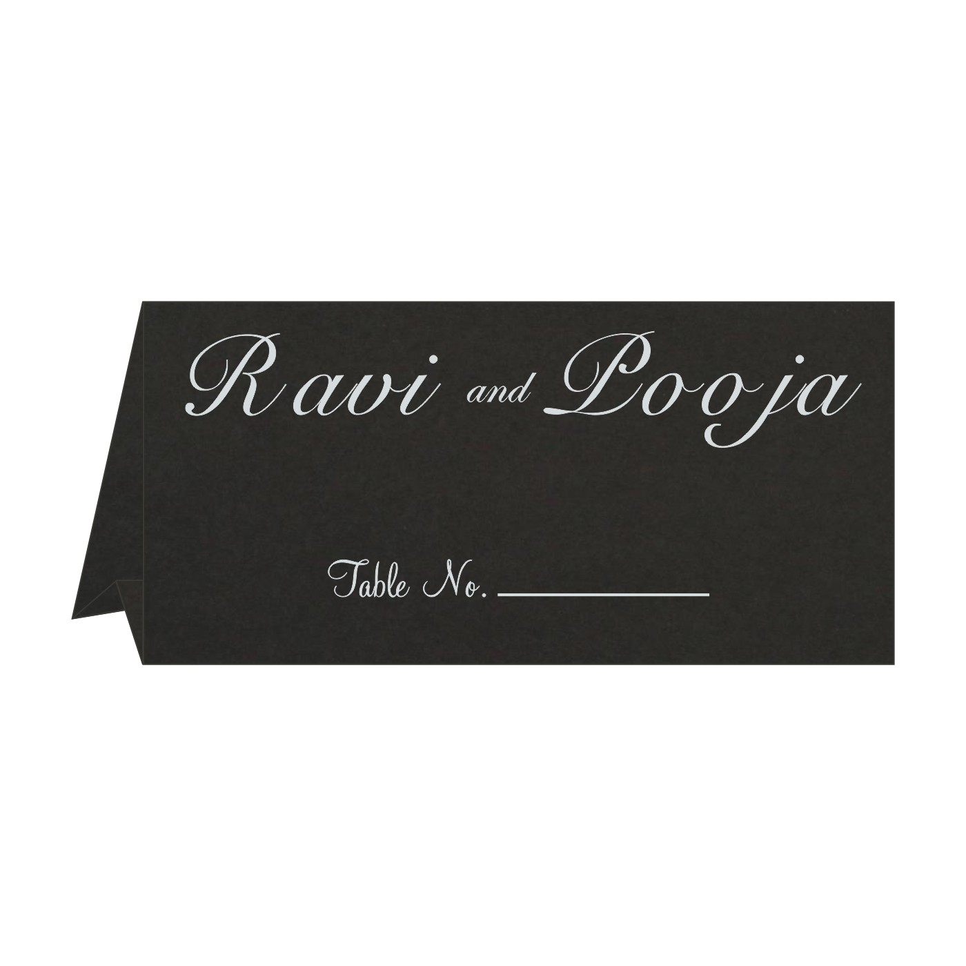 Place Cards : TC-5014I - 123WeddingCards