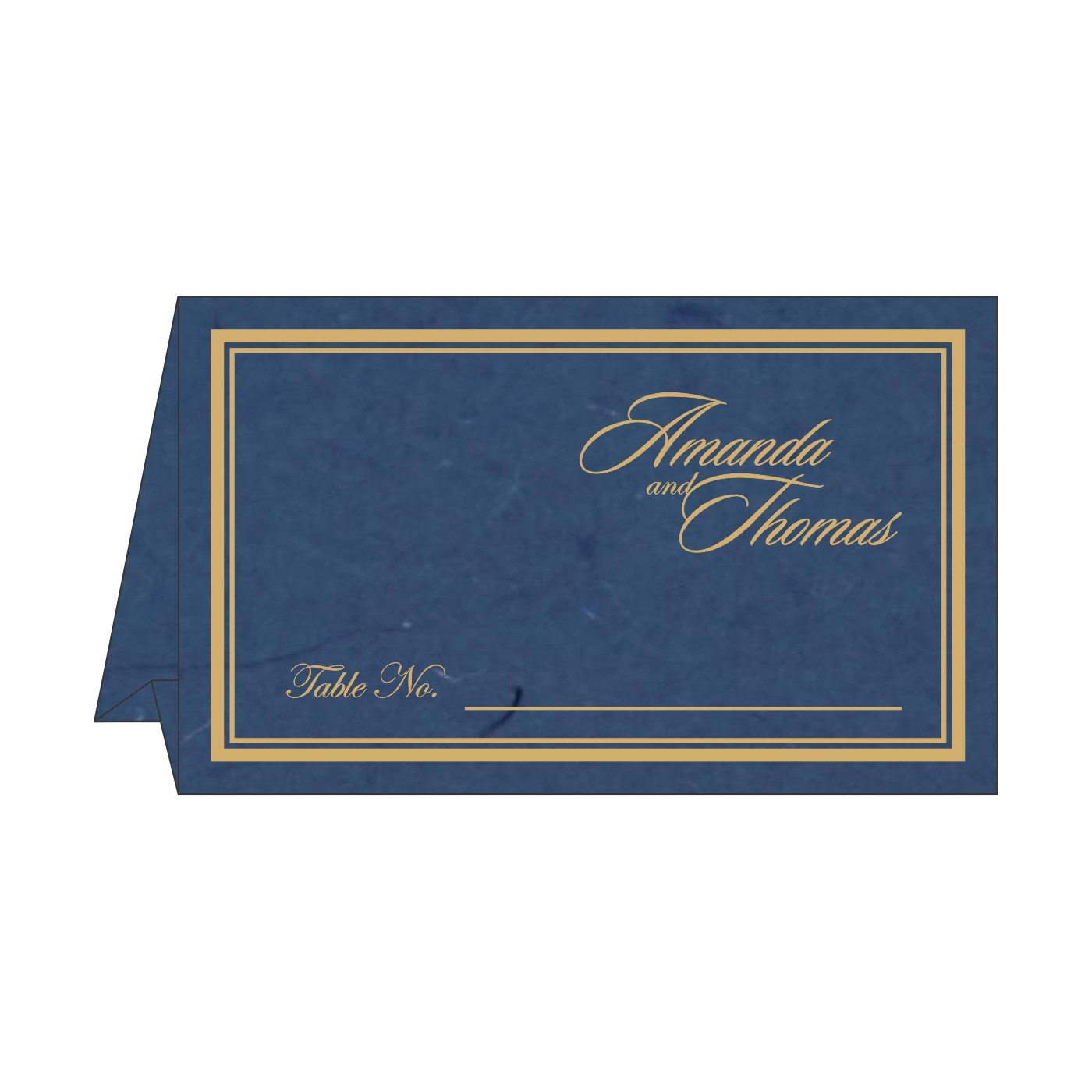 Place Cards : TC-8203B - 123WeddingCards