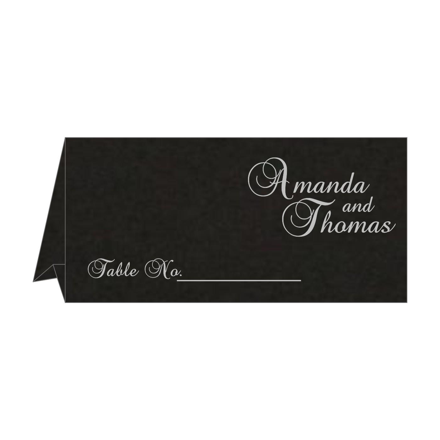 Place Cards : TC-8222J - 123WeddingCards