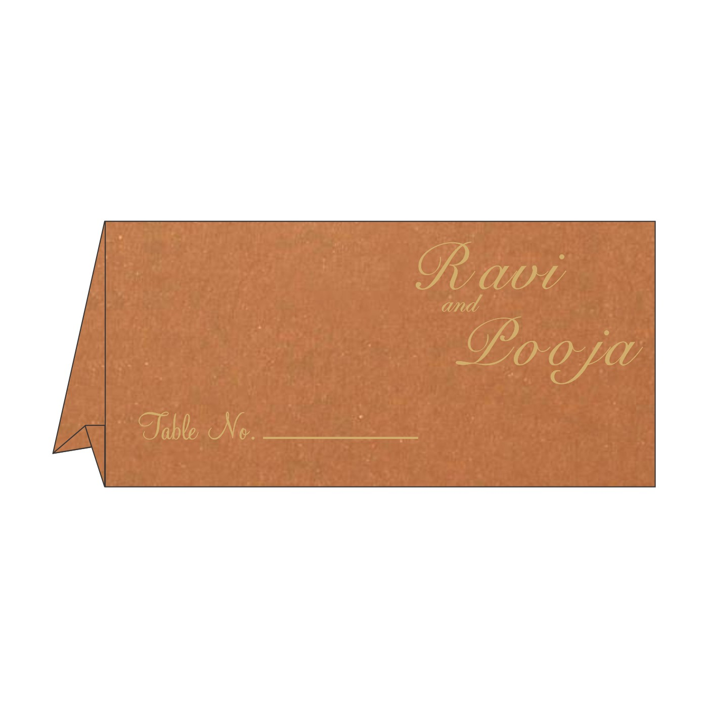 Place Cards : TC-8230Q - 123WeddingCards