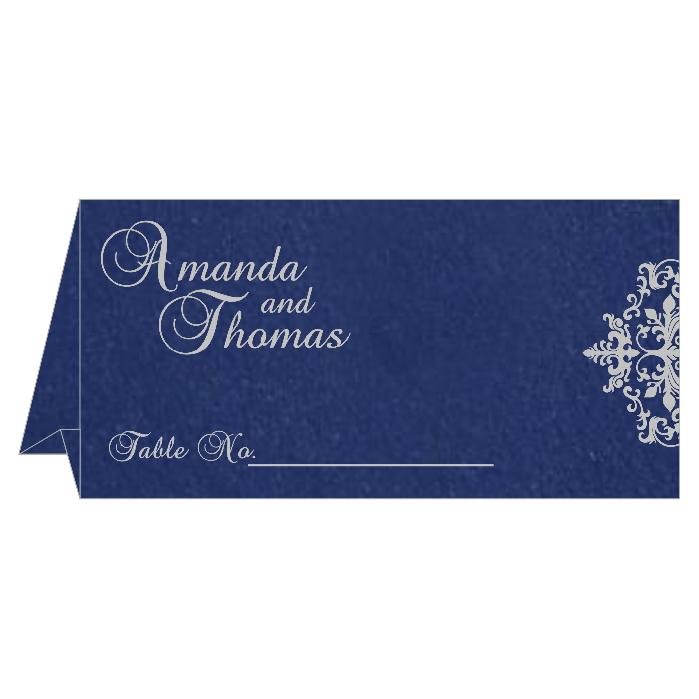 Place Cards : TC-8254C - 123WeddingCards