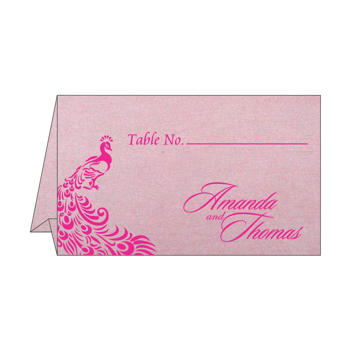 Place Cards : TC-8255F - 123WeddingCards