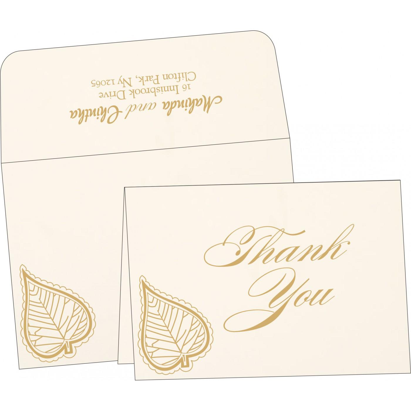 Thank You Cards : TYC-1153 - 123WeddingCards