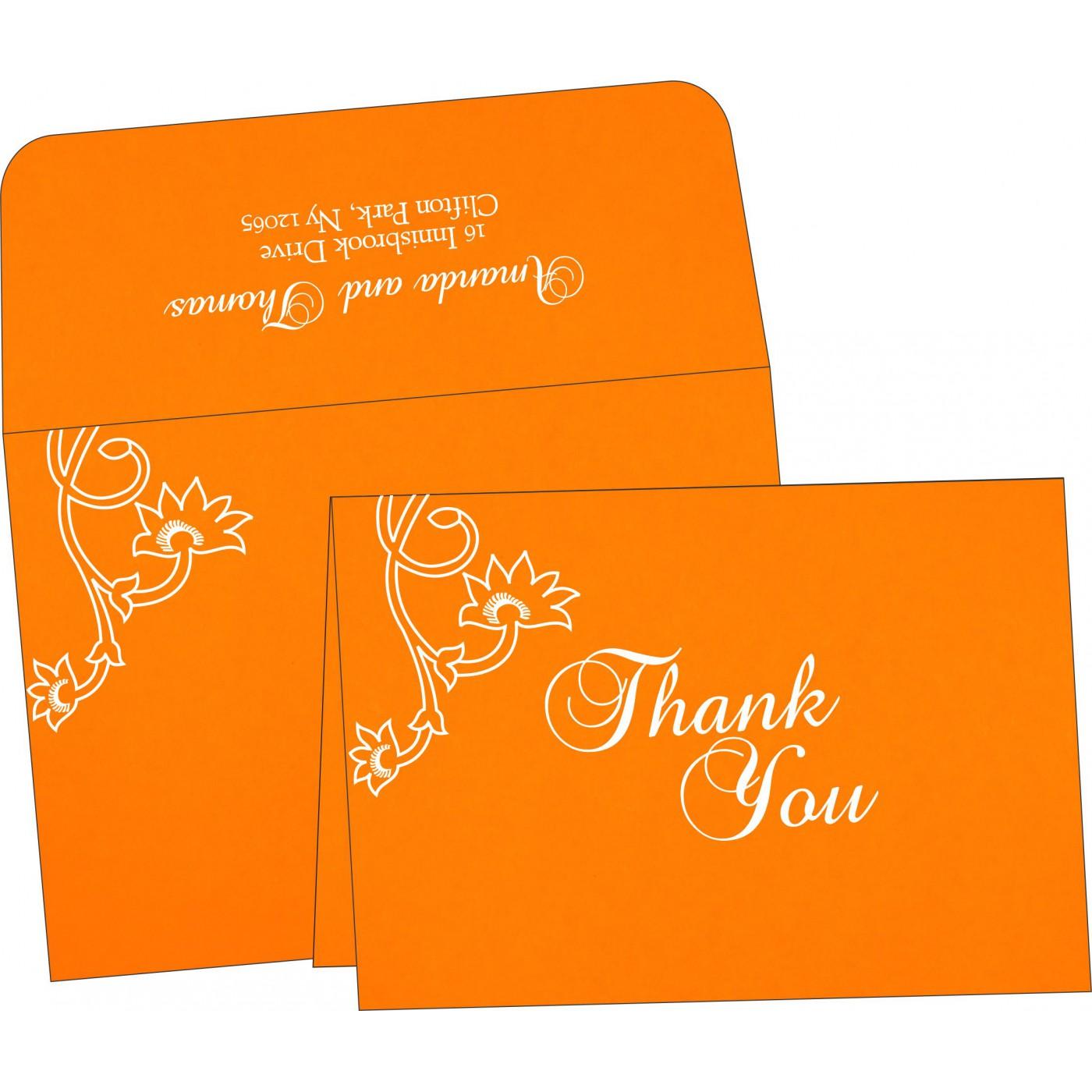 Thank You Cards : TYC-1346 - 123WeddingCards