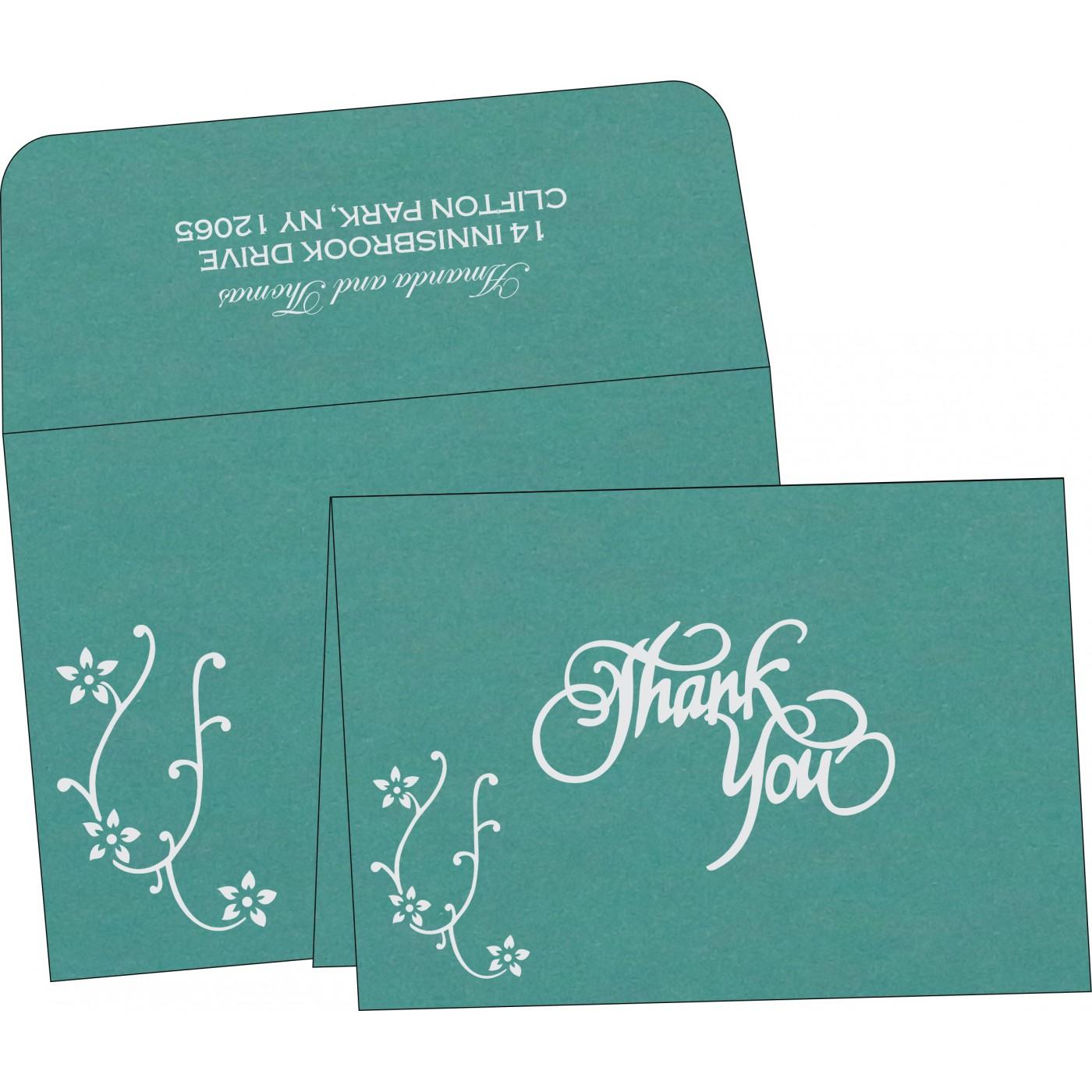 Thank You Cards : TYC-1400 - 123WeddingCards