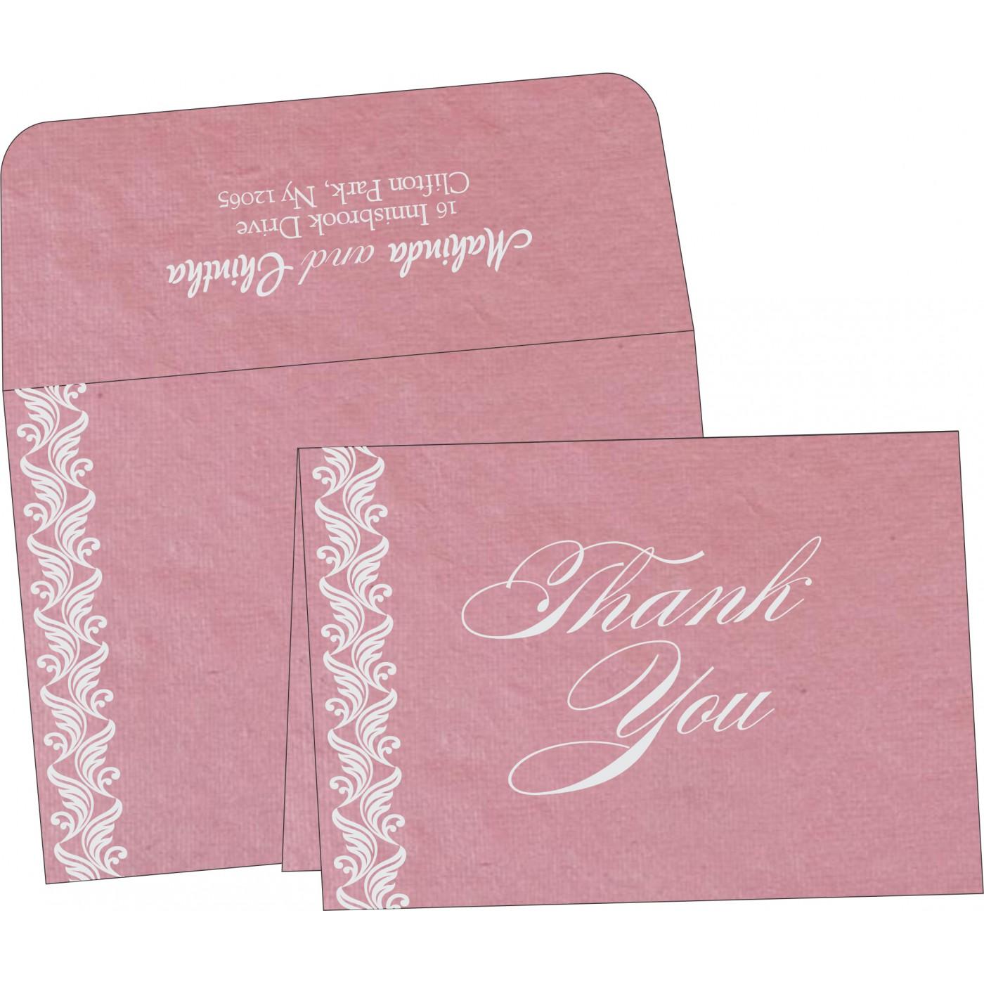 Thank You Cards : TYC-5007E - 123WeddingCards