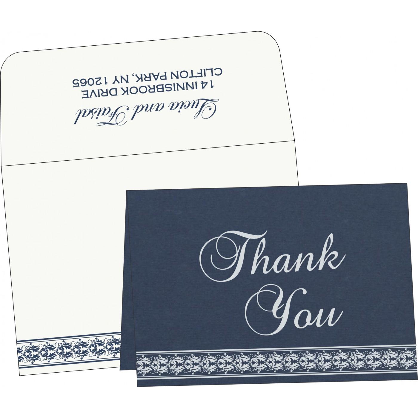 Thank You Cards : TYC-5010A - 123WeddingCards