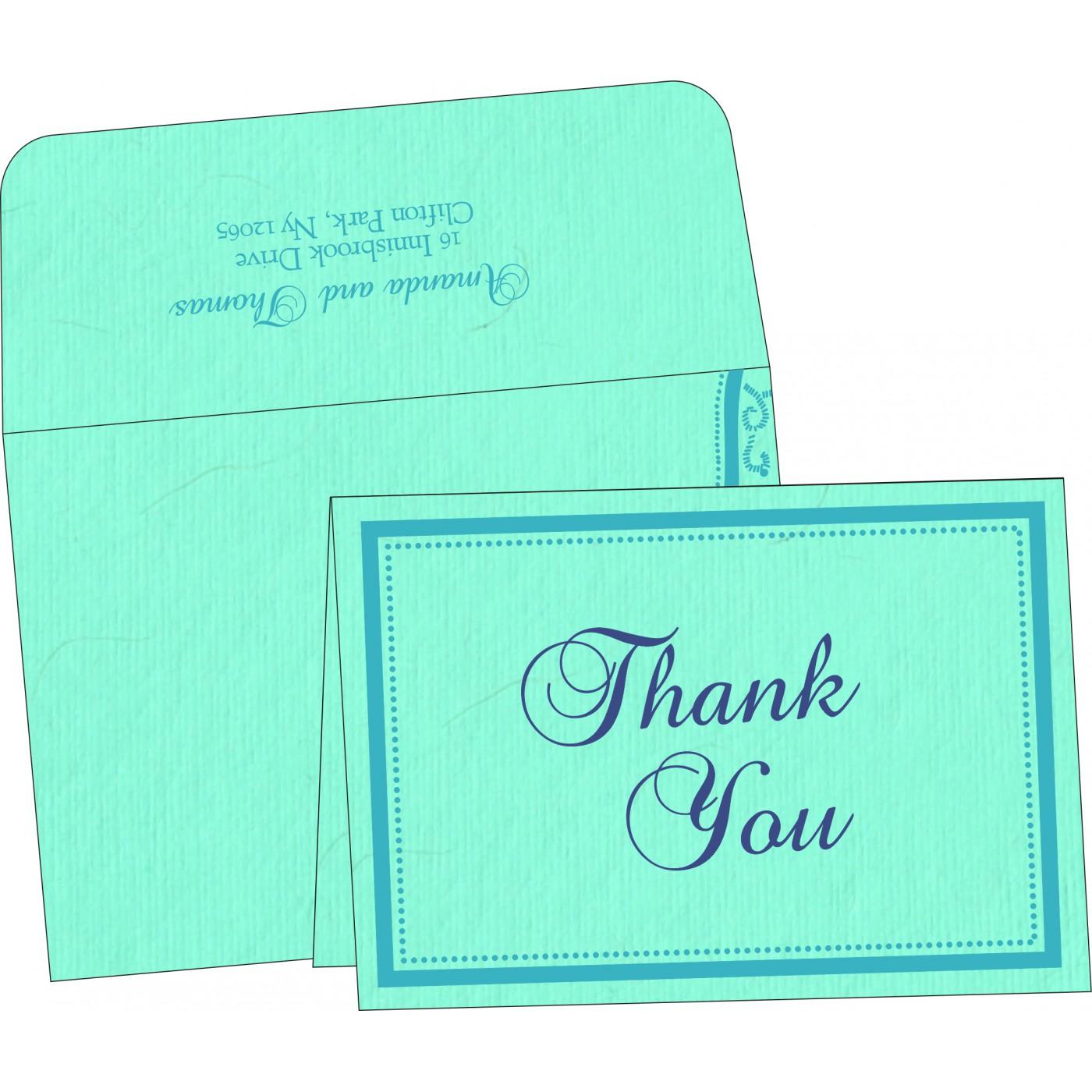 Thank You Cards : TYC-8219C - 123WeddingCards