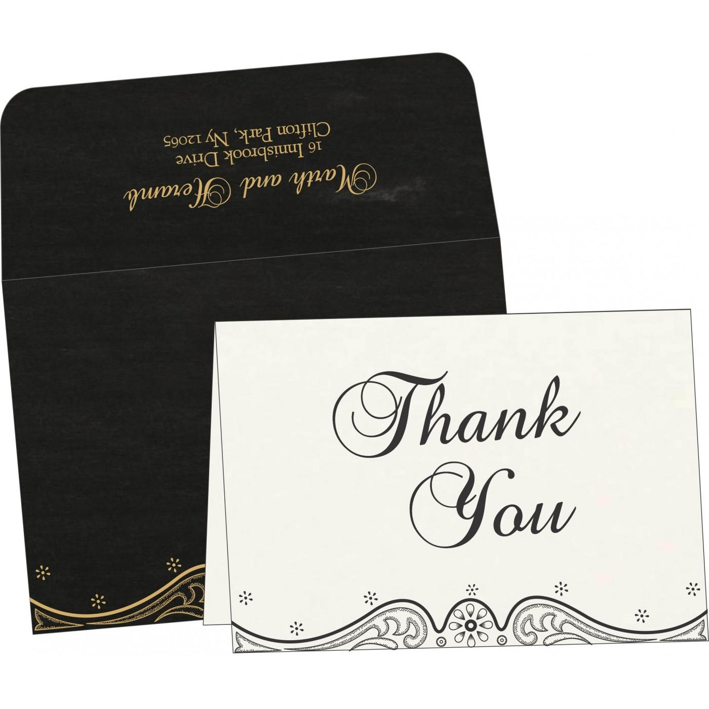 Thank You Cards : TYC-8221N - 123WeddingCards