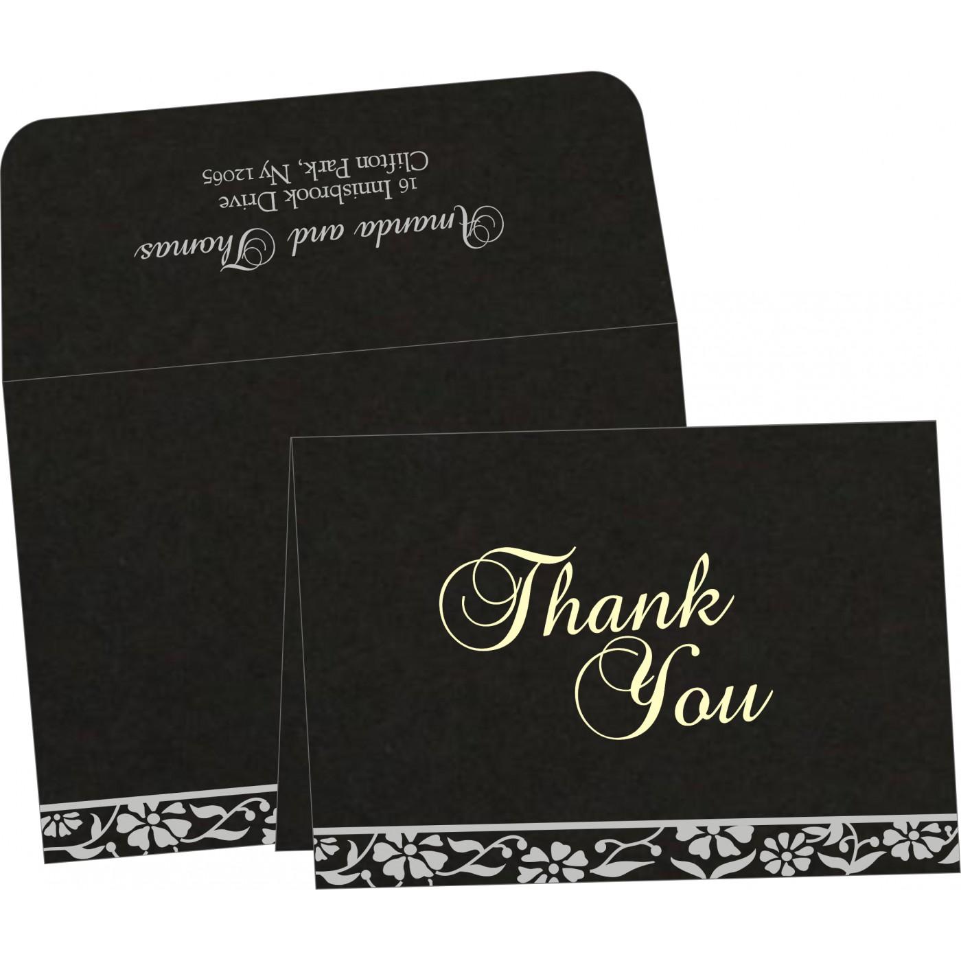 Thank You Cards : TYC-8222J - 123WeddingCards